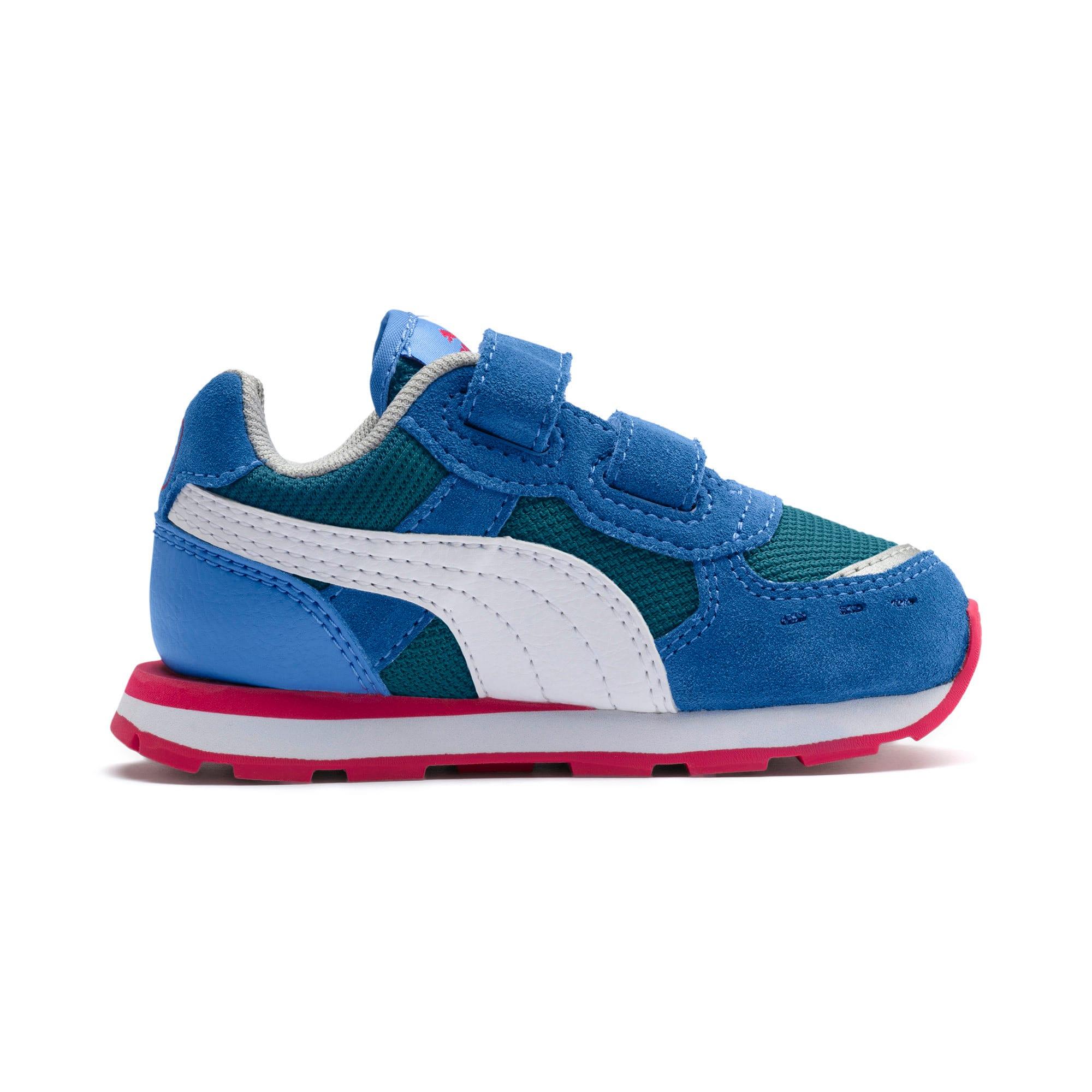 Thumbnail 5 of Vista Toddler Shoes, Ultramarine-Puma White, medium