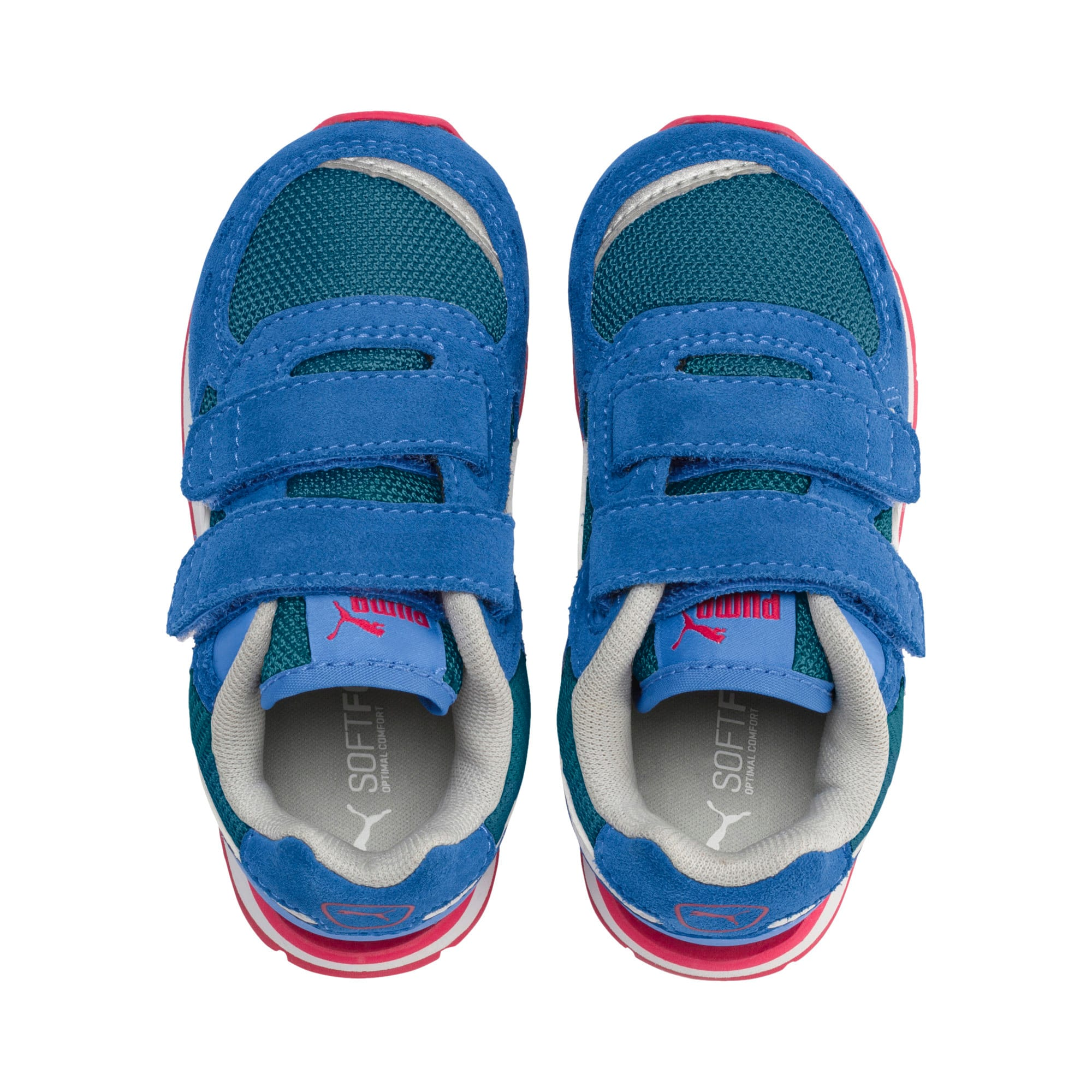 Thumbnail 6 of Vista Toddler Shoes, Ultramarine-Puma White, medium