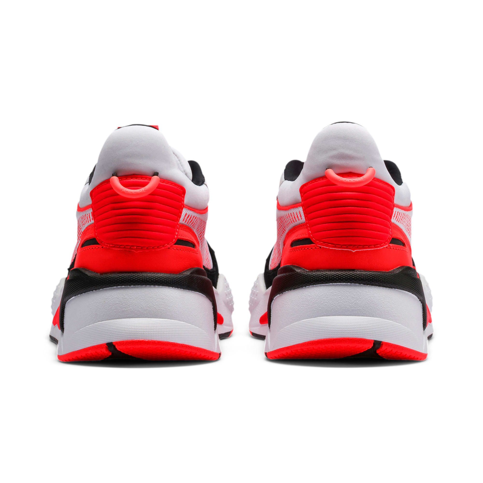 Thumbnail 5 of RS-X Reinvention Sneakers, Puma White-Red Blast, medium