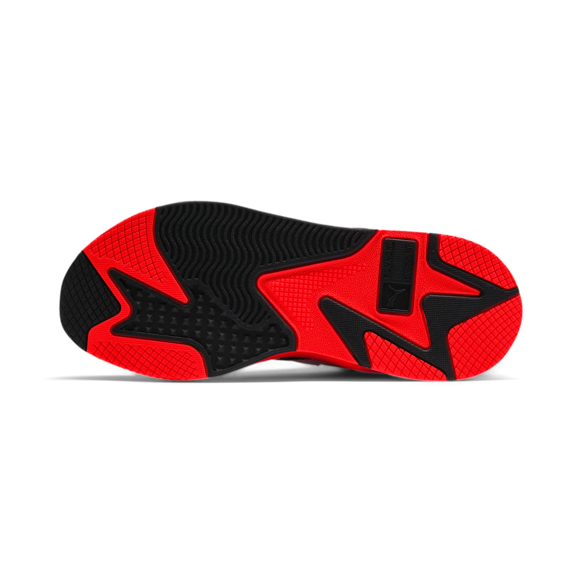 Thumbnail 6 of RS-X Reinvention Sneakers, Puma White-Red Blast, medium