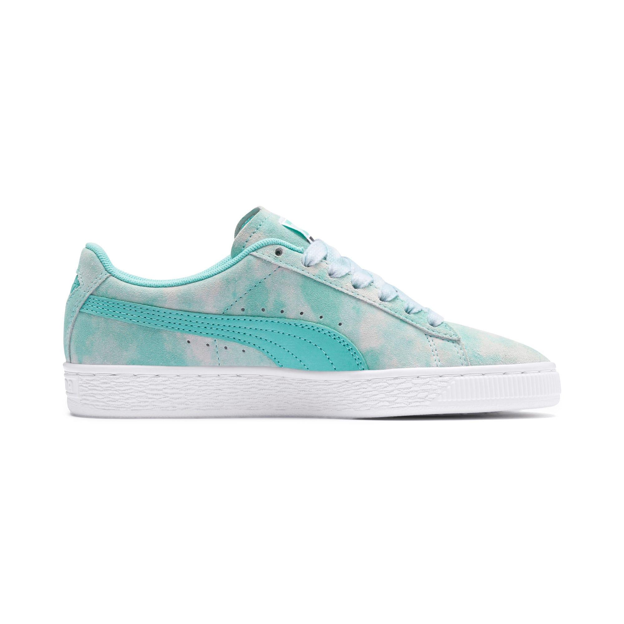 Miniatura 5 de Zapatos deportivosPUMA x DIAMOND SUPPLY CO. Suede JR, Diamond Blue-Diamond Blue, mediano