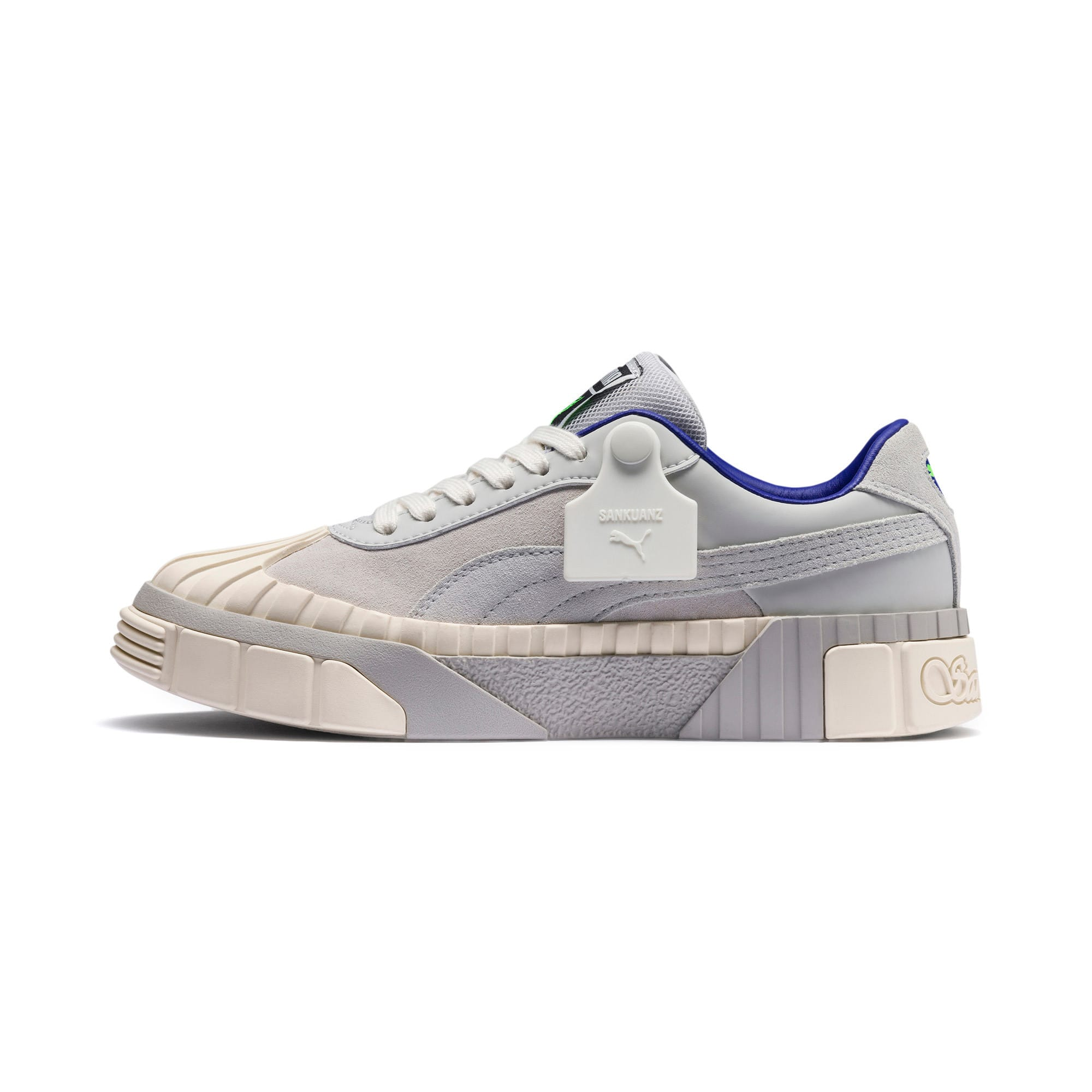 Thumbnail 1 of PUMA x SANKUANZ CALI WOMEN'S, Gray Violet-Whisper White, medium-JPN
