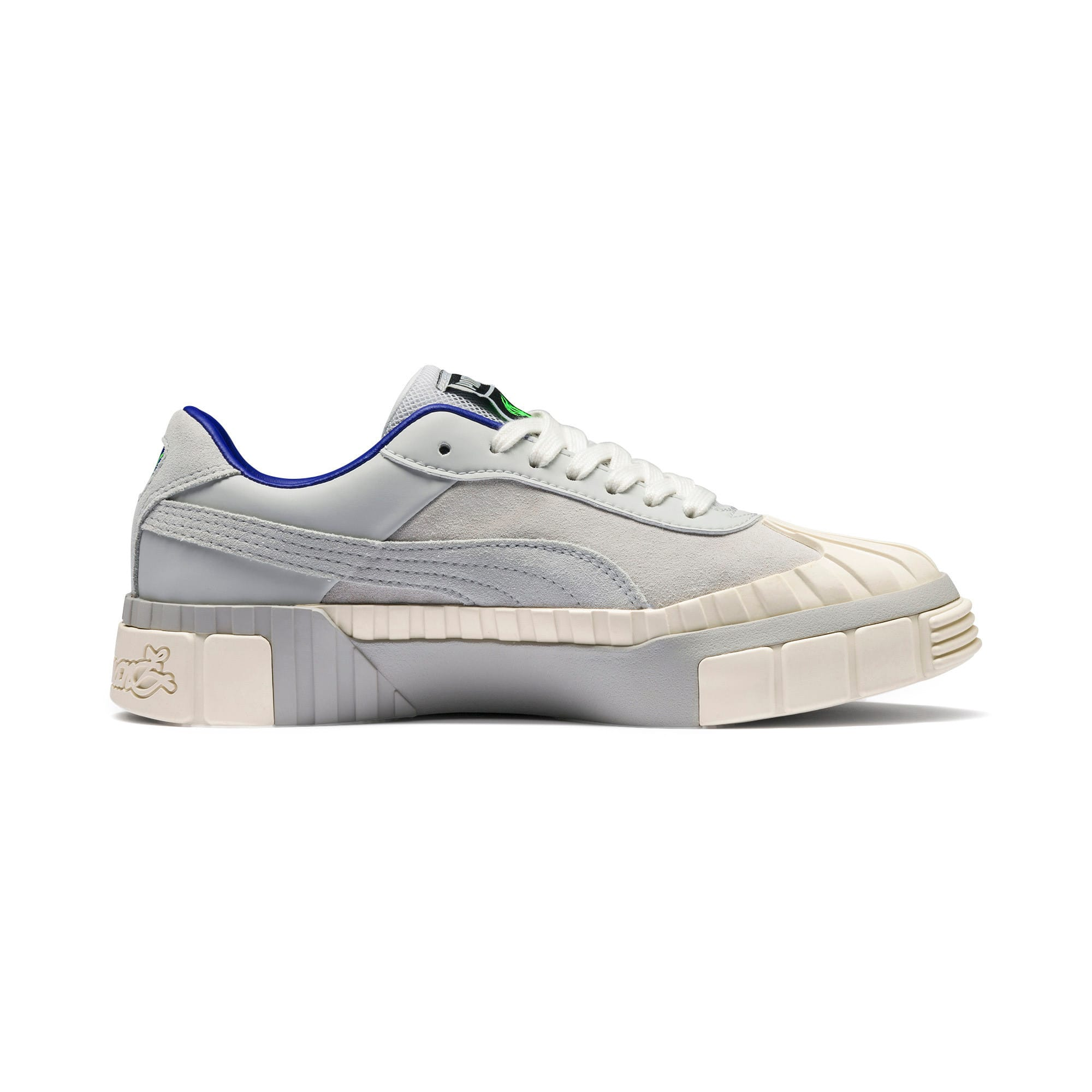 Thumbnail 8 of PUMA x SANKUANZ CALI WOMEN'S, Gray Violet-Whisper White, medium-JPN