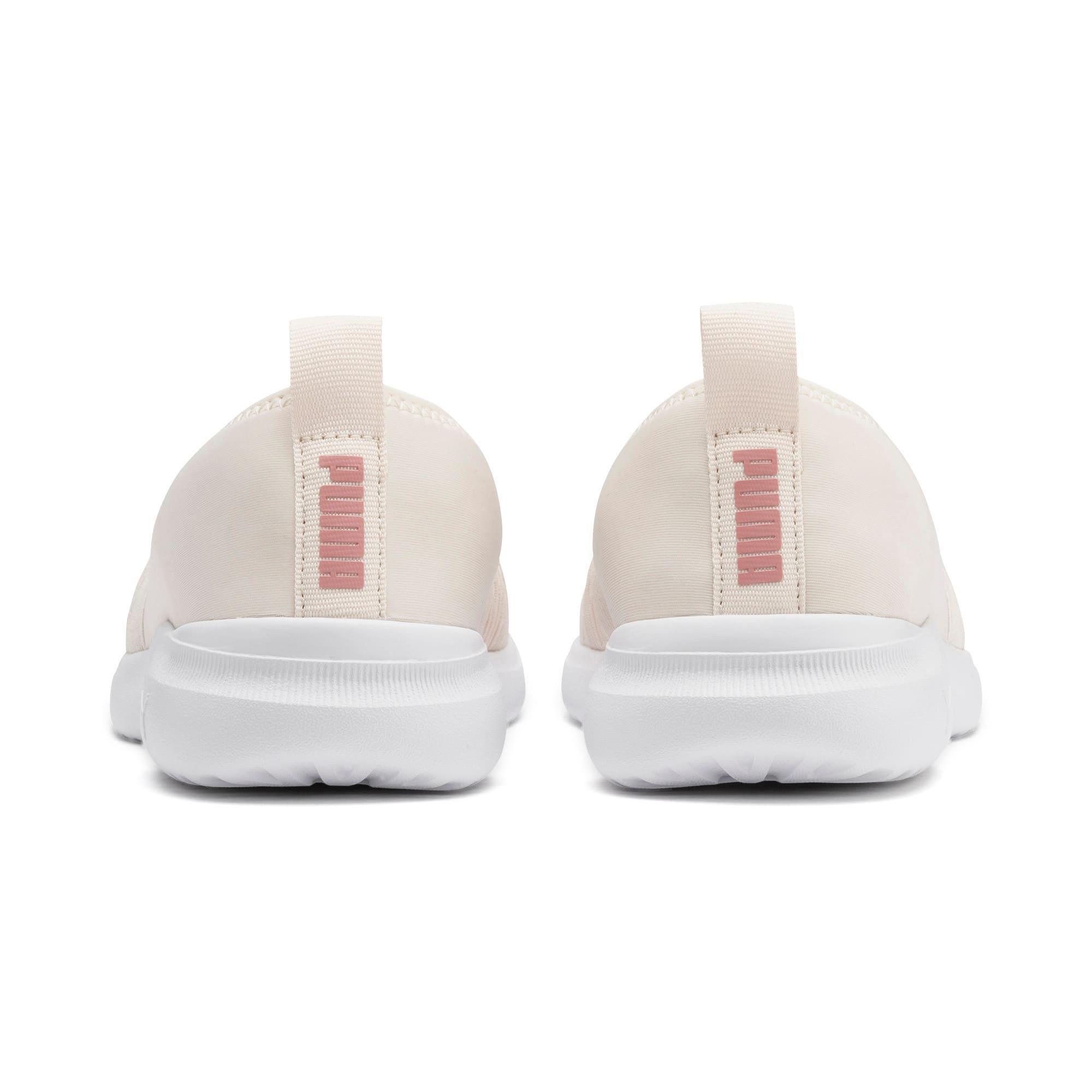 Thumbnail 4 of Adelina Women's Ballet Shoes, Pastel Parchment-B Rose-Wht, medium