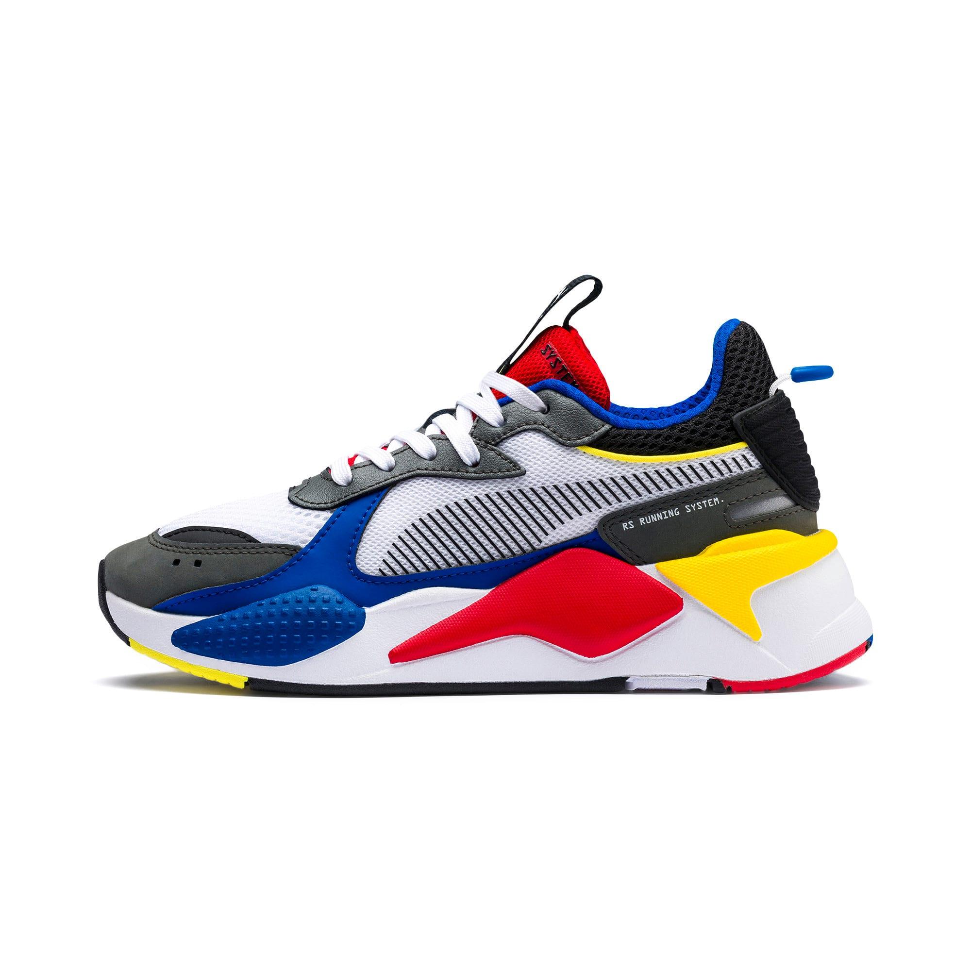 Thumbnail 1 of RS-X Toys Sneakers JR, Puma White-Puma Royal, medium