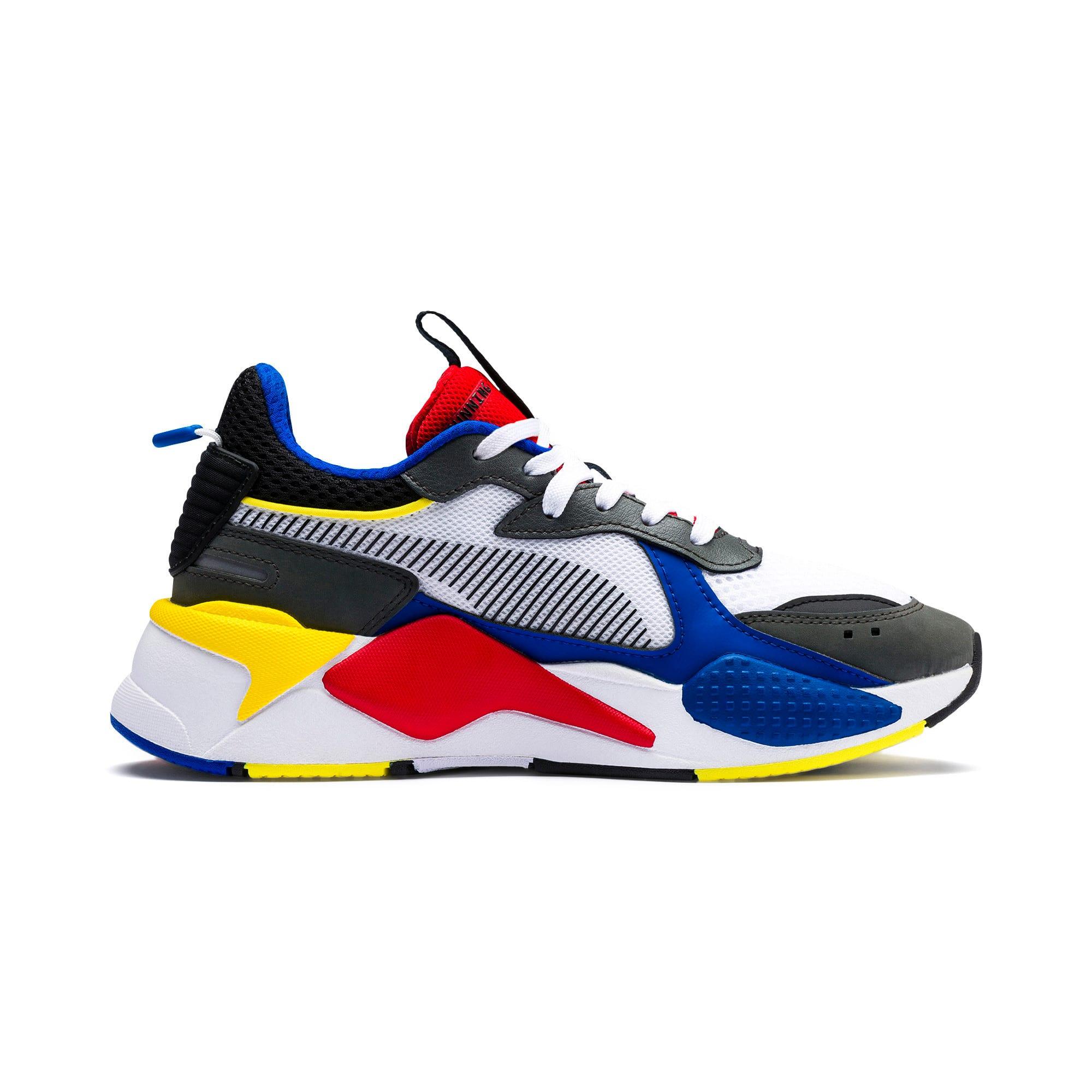 Thumbnail 5 of RS-X Toys Sneakers JR, Puma White-Puma Royal, medium