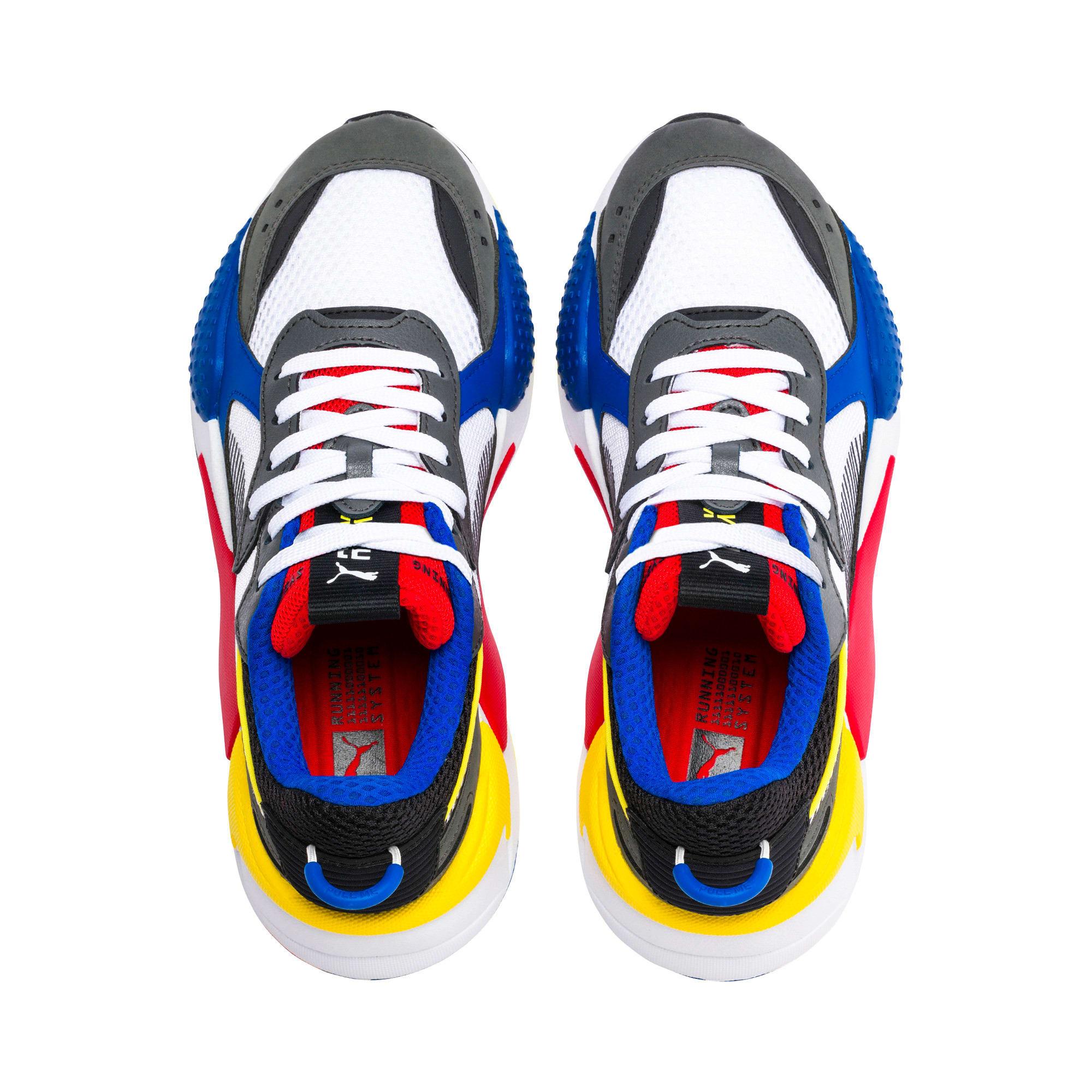 Thumbnail 6 of RS-X Toys Sneakers JR, Puma White-Puma Royal, medium
