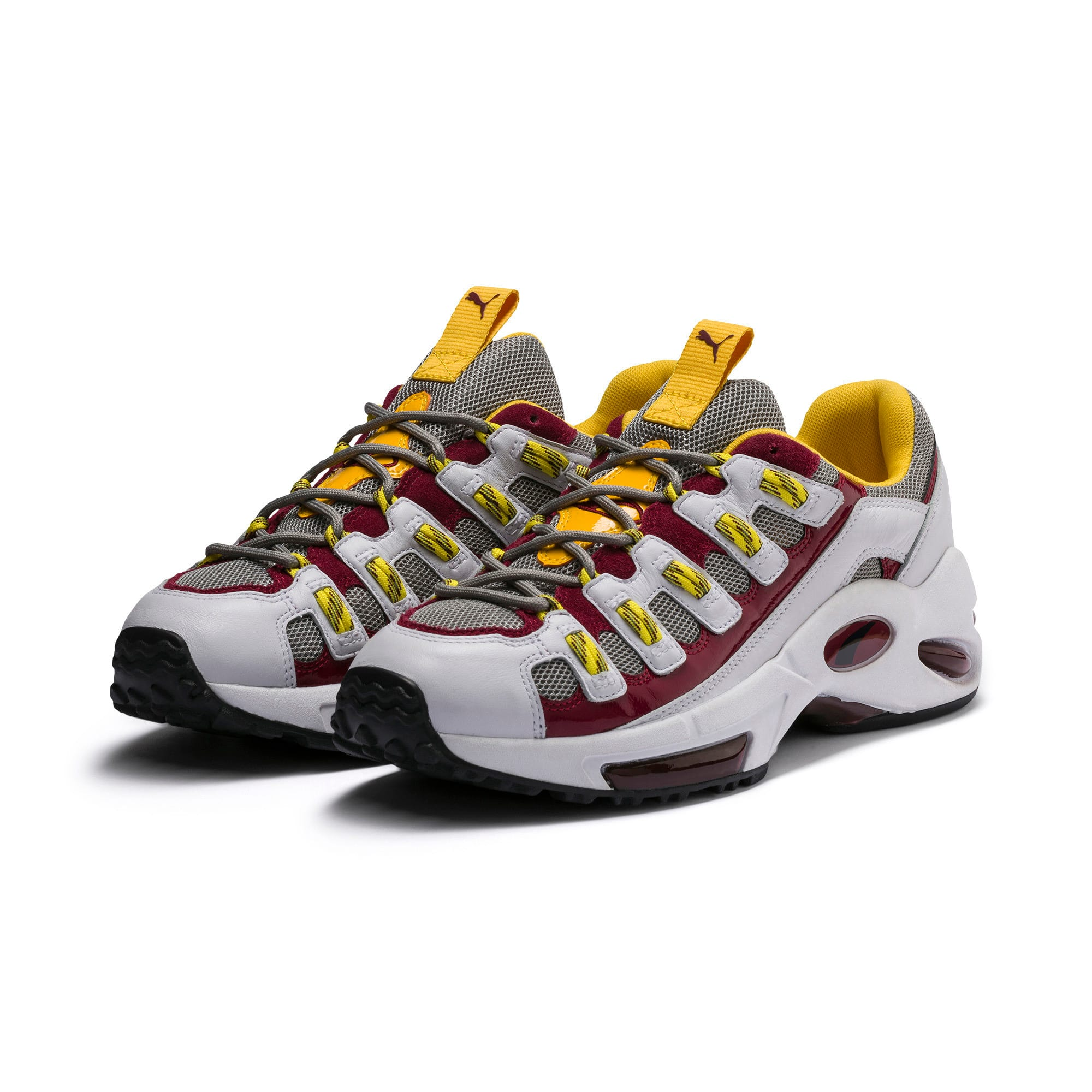 Cell Endura Patent 98 Trainers, Limestone-Cordovan, large