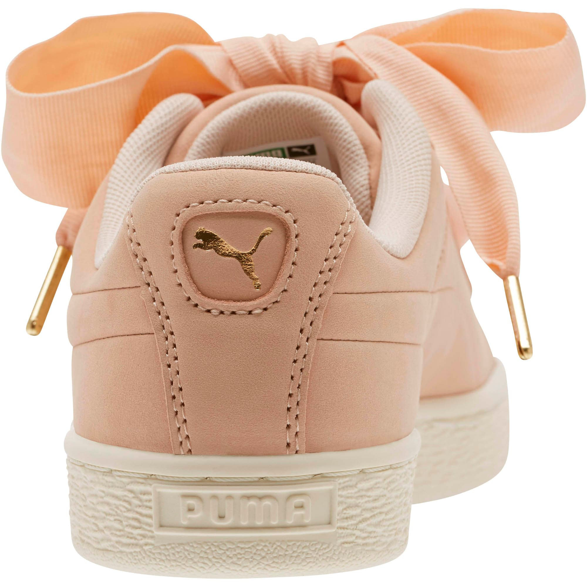 Thumbnail 3 of Basket Heart Soft Women's Sneakers, Cream Tan-Marshmallow, medium