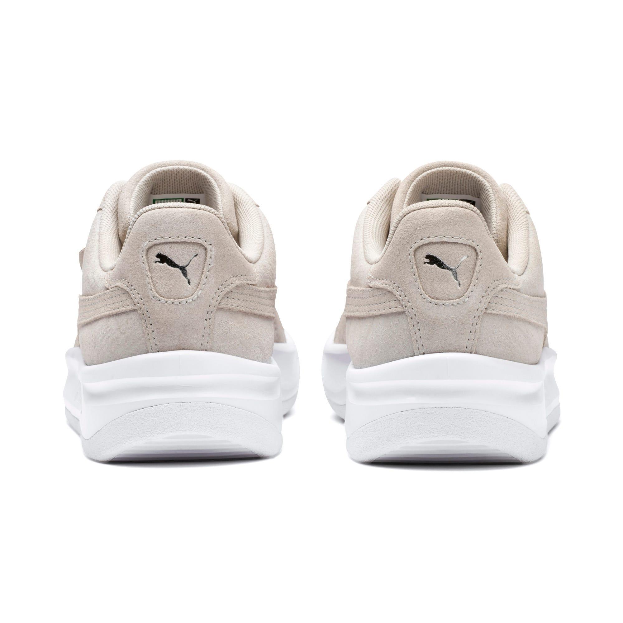 Thumbnail 4 of California Shimmer Damen Sneaker, Silver Gray-Puma Silver, medium