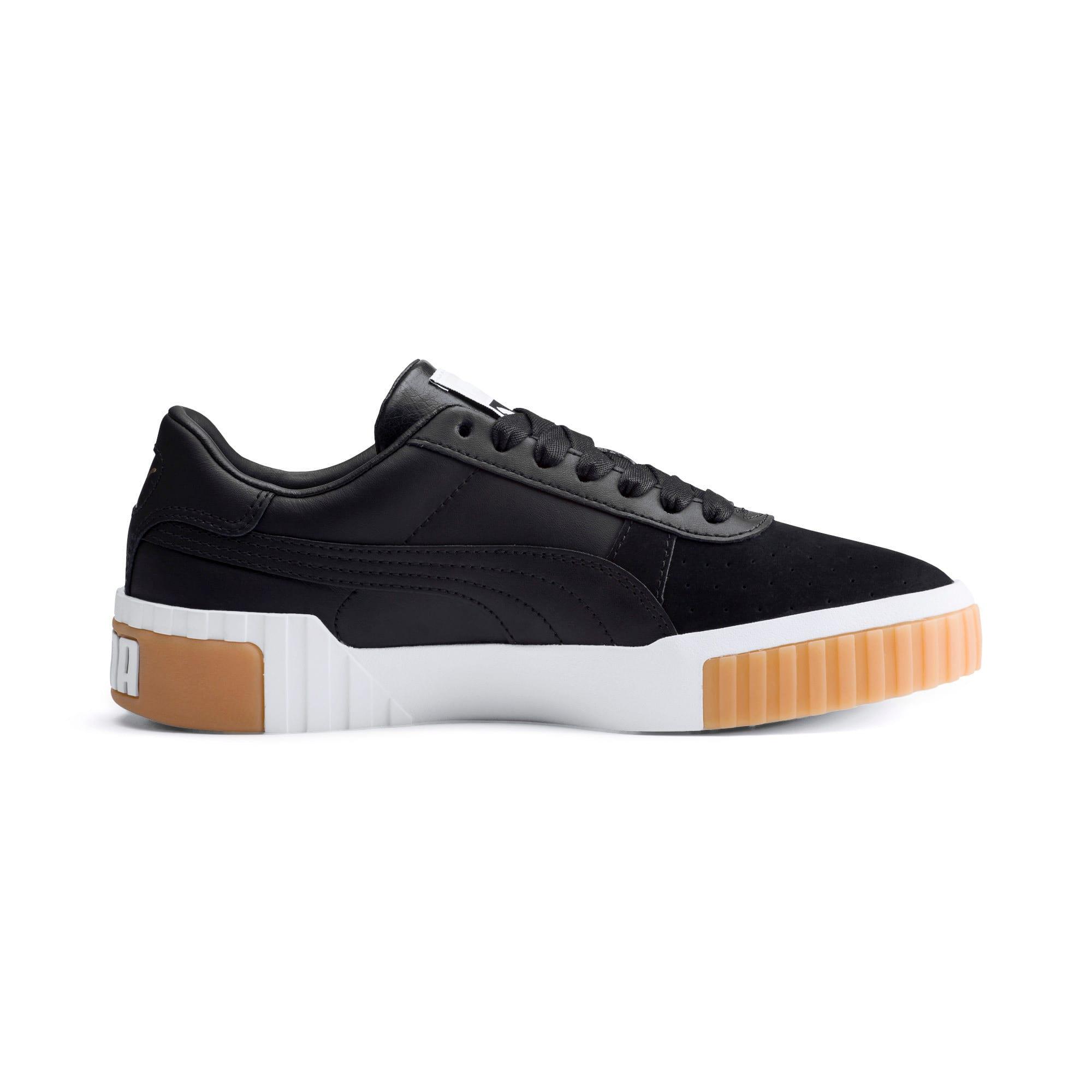 Thumbnail 5 of Cali Exotic Women's Sneakers, Puma Black-Puma Black, medium