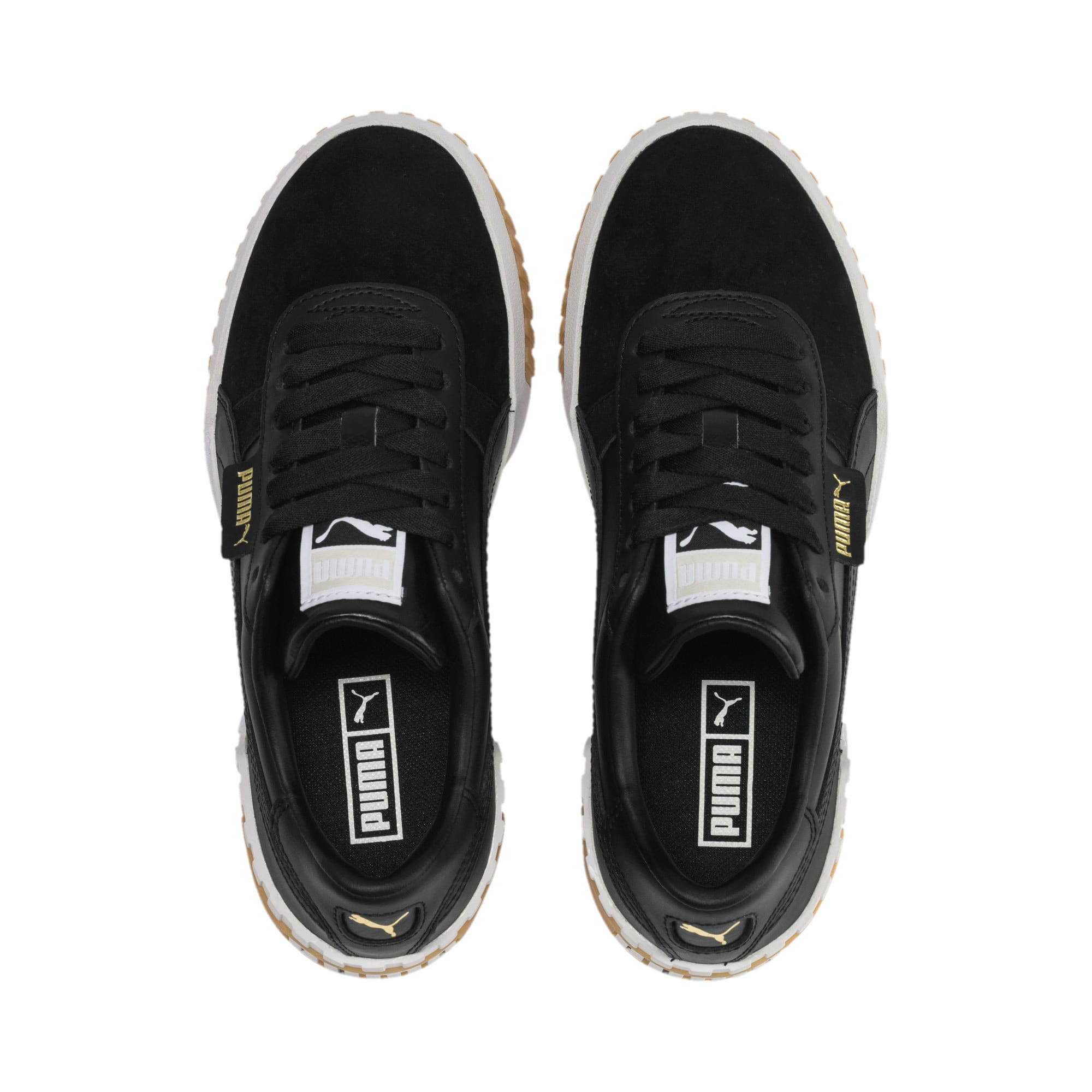 Thumbnail 6 of Cali Exotic Damen Sneaker, Puma Black-Puma Black, medium