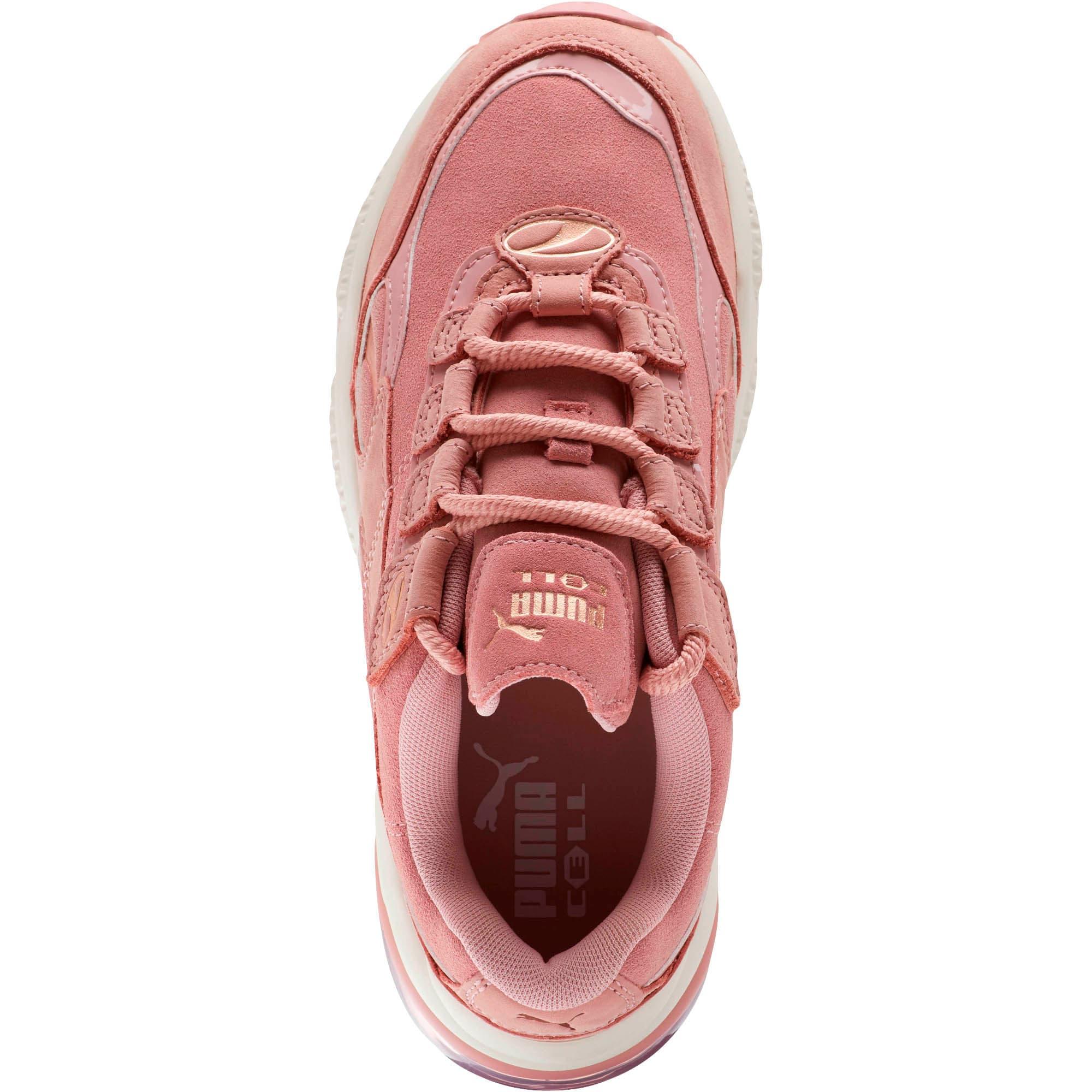 Thumbnail 5 of CELL Venom Patent Women's Sneakers, Bridal Rose-Marshmallow, medium