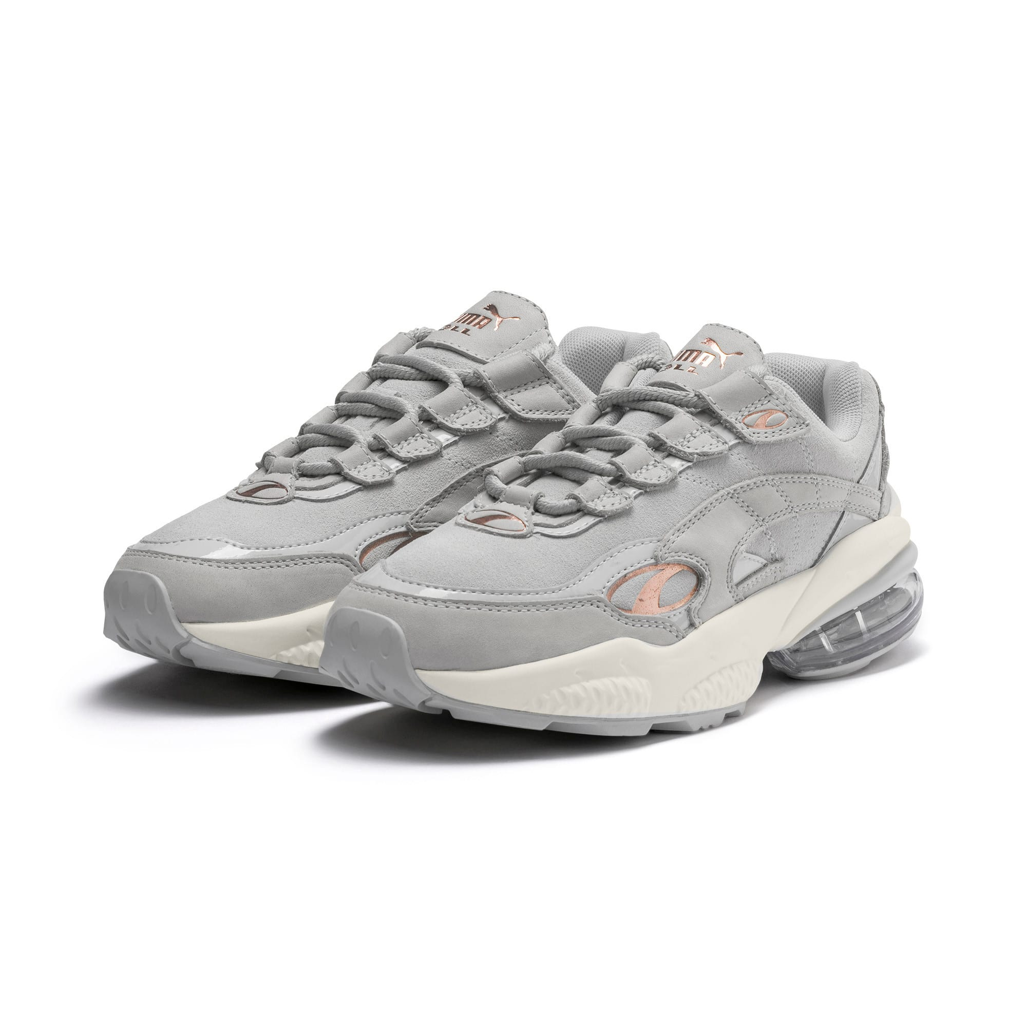 Thumbnail 2 of Cell Venom Patent Women's Trainers, Gray Violet-Marshmallow, medium