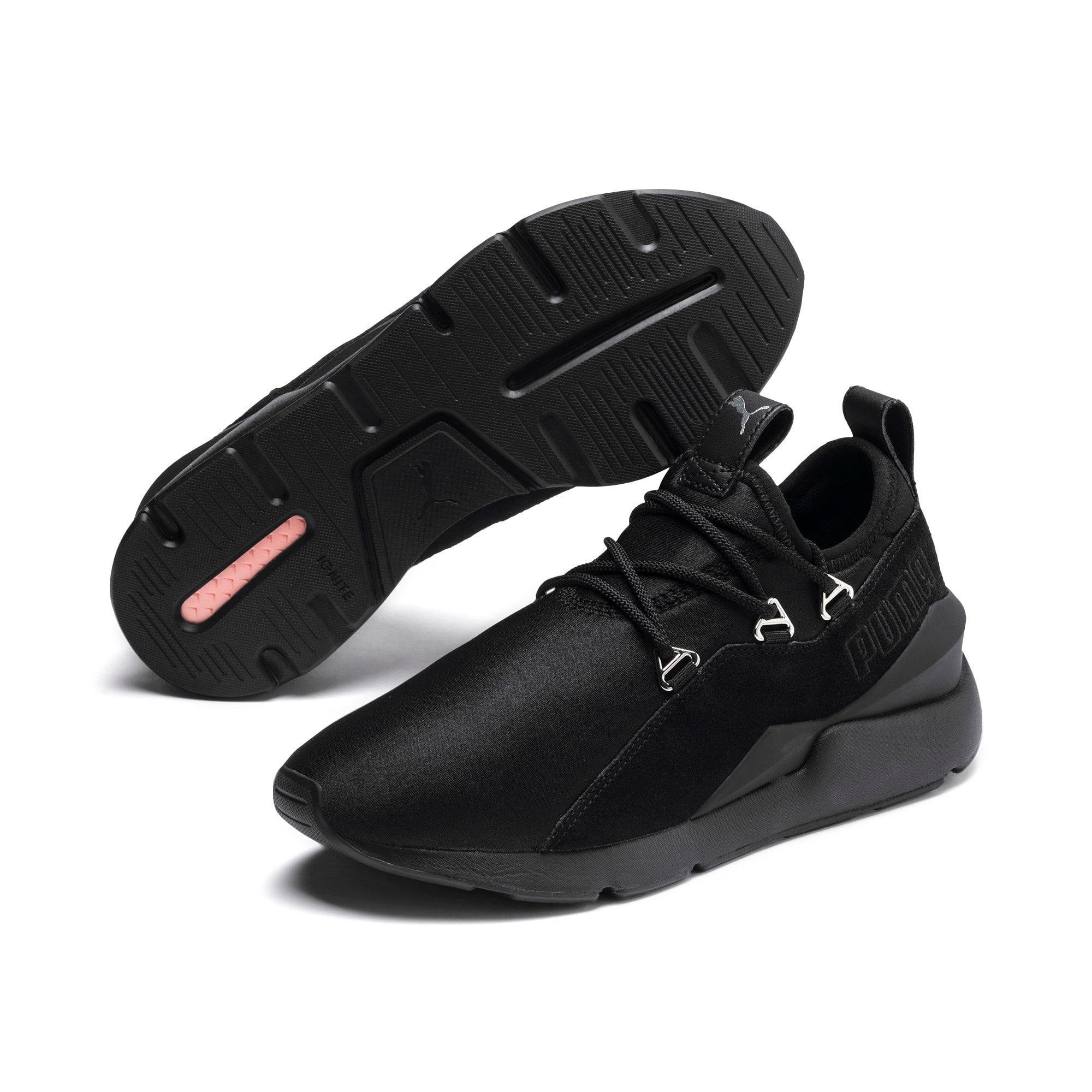 Miniatura 2 de Zapatos deportivos Muse 2 para mujer, Puma Black-Puma Black, mediano