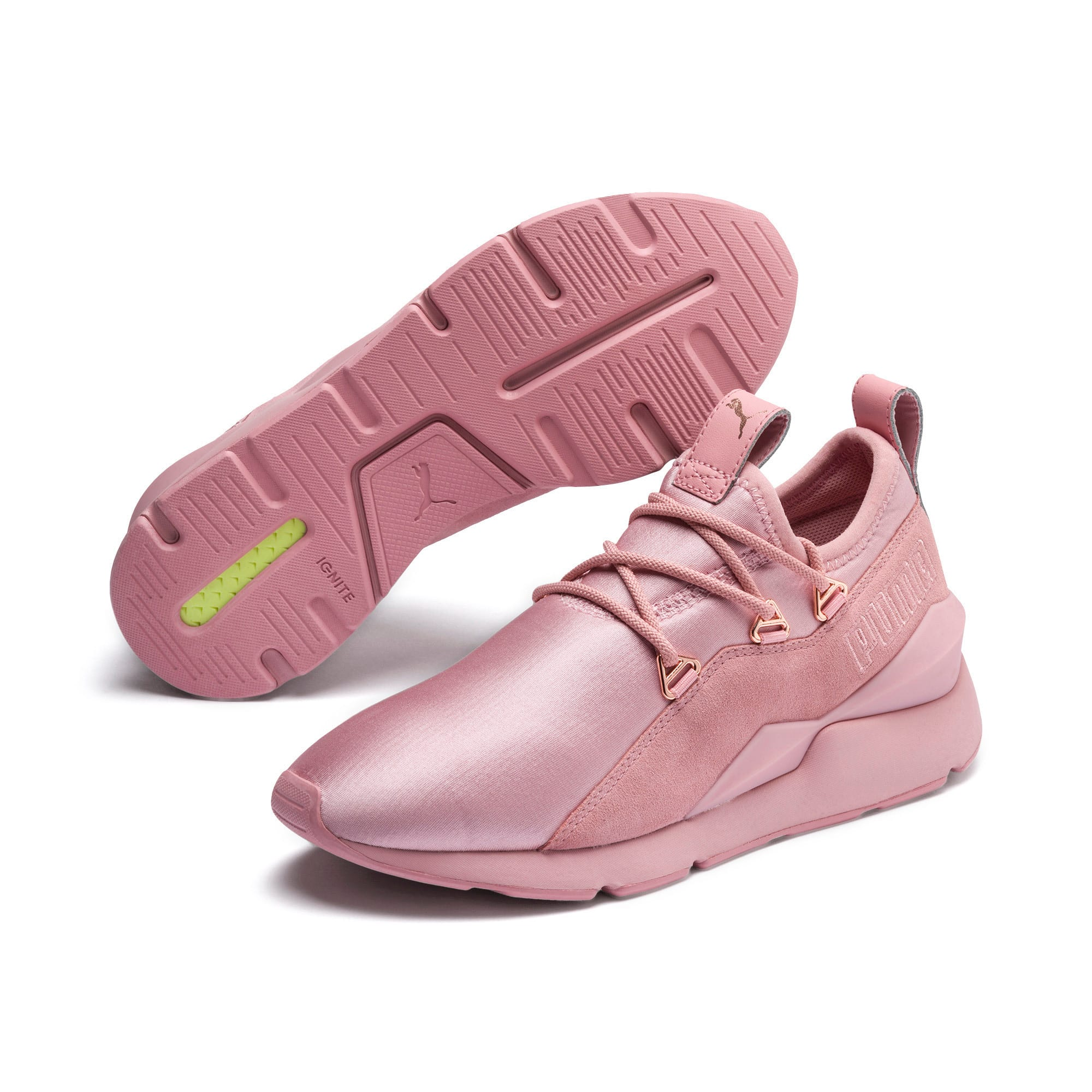 Miniatura 2 de Zapatos deportivos Muse 2 para mujer, Bridal Rose-Bridal Rose, mediano