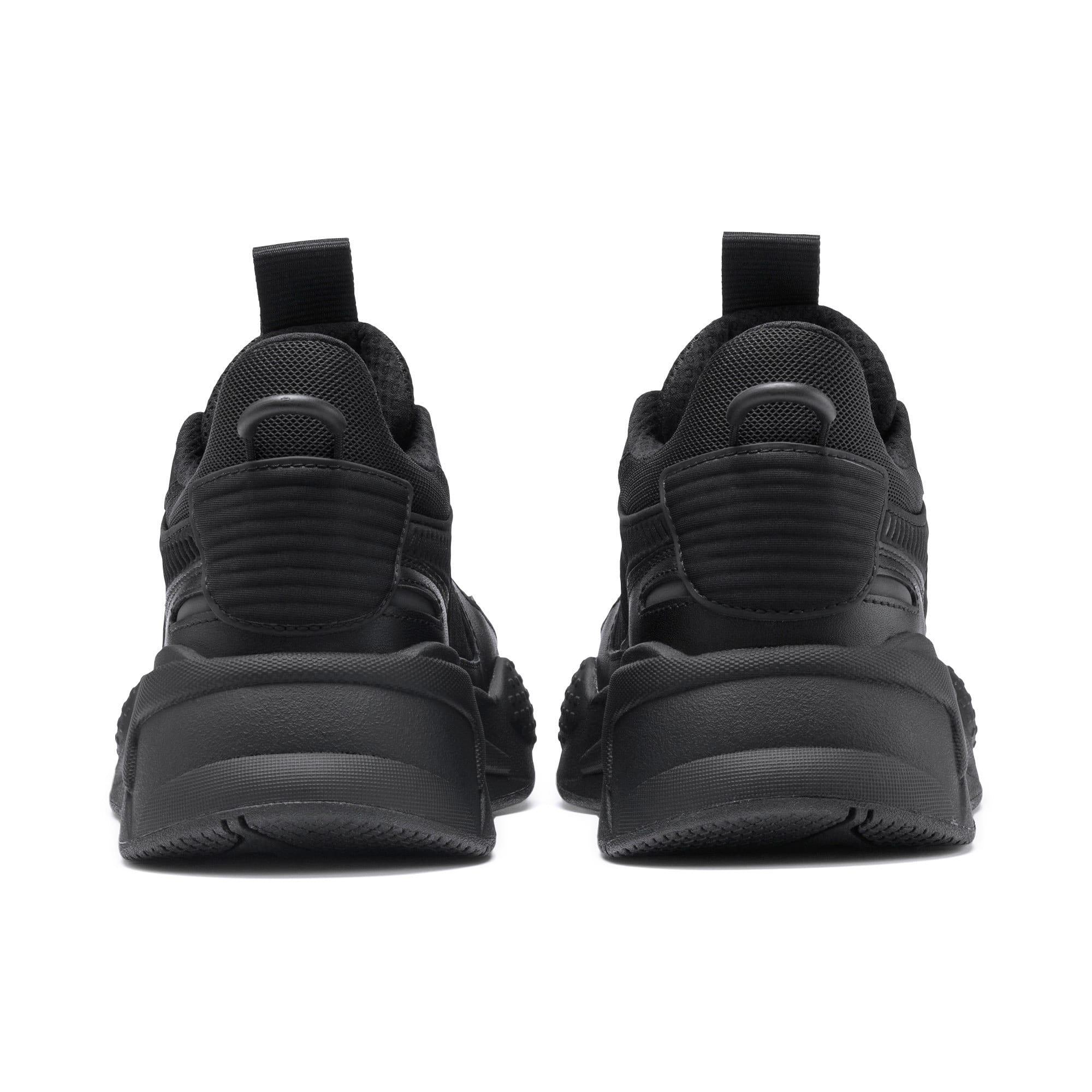Thumbnail 3 of RS-X Sneaker, Puma Black-Puma Black, medium