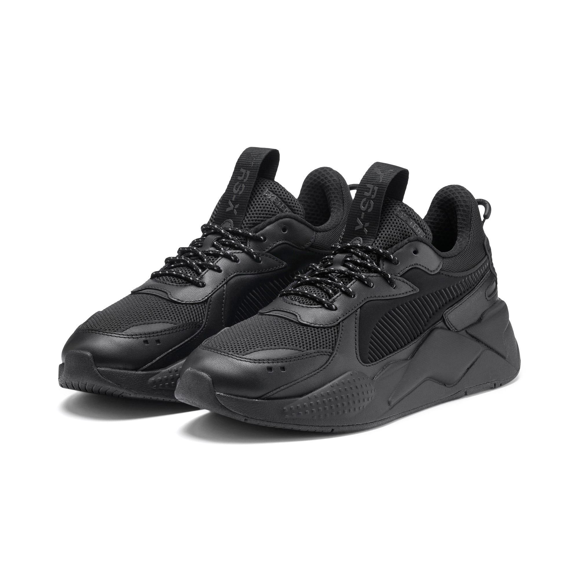 Thumbnail 2 of RS-X Trainers, Puma Black-Puma Black, medium