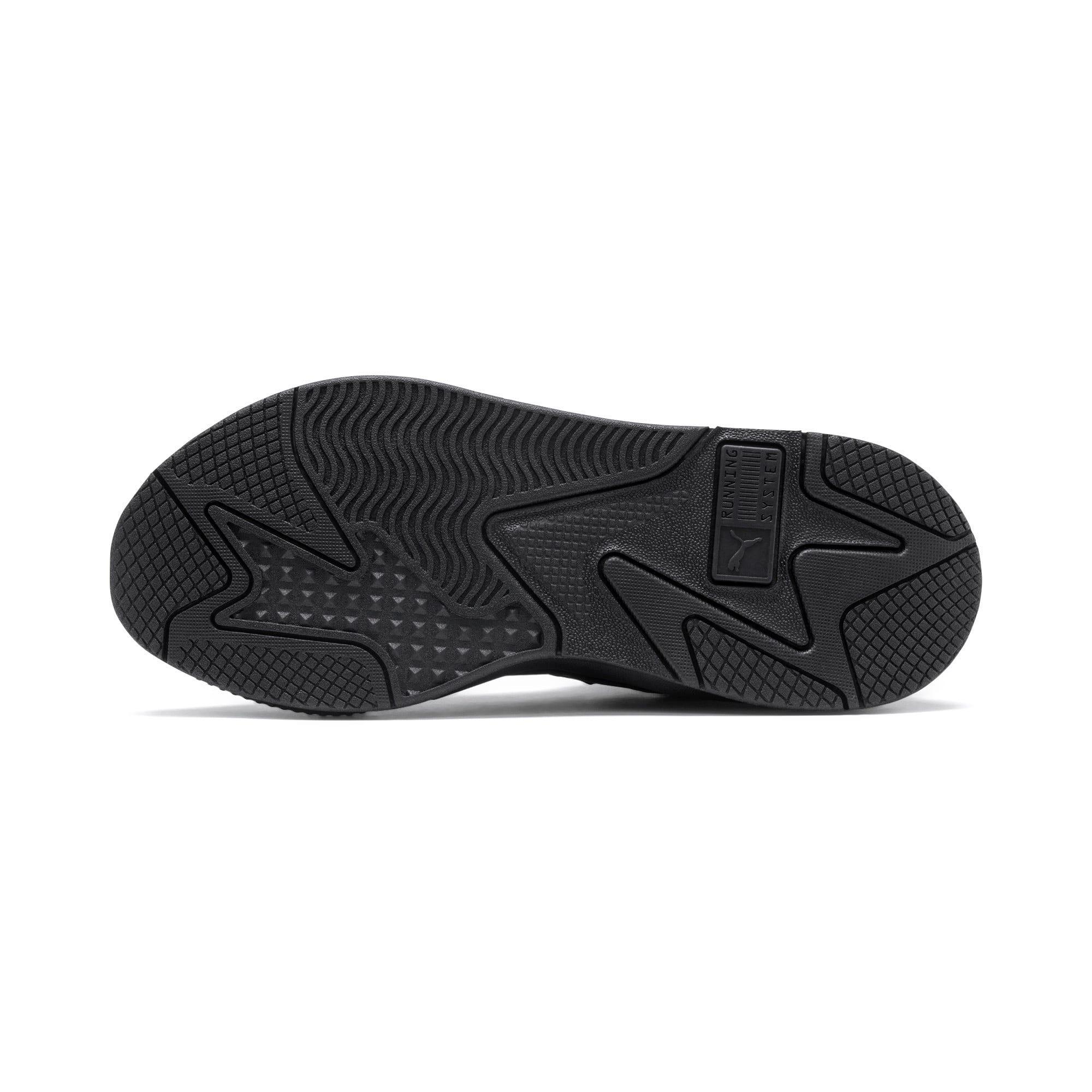 Thumbnail 4 of RS-X Sneaker, Puma Black-Puma Black, medium