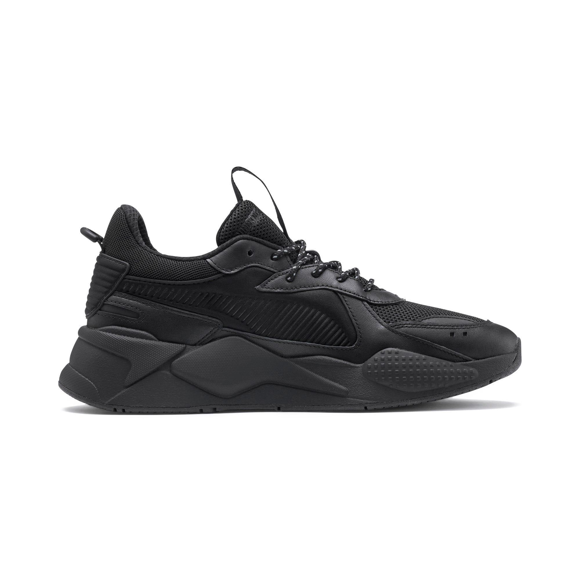 Thumbnail 5 of RS-X Sneaker, Puma Black-Puma Black, medium