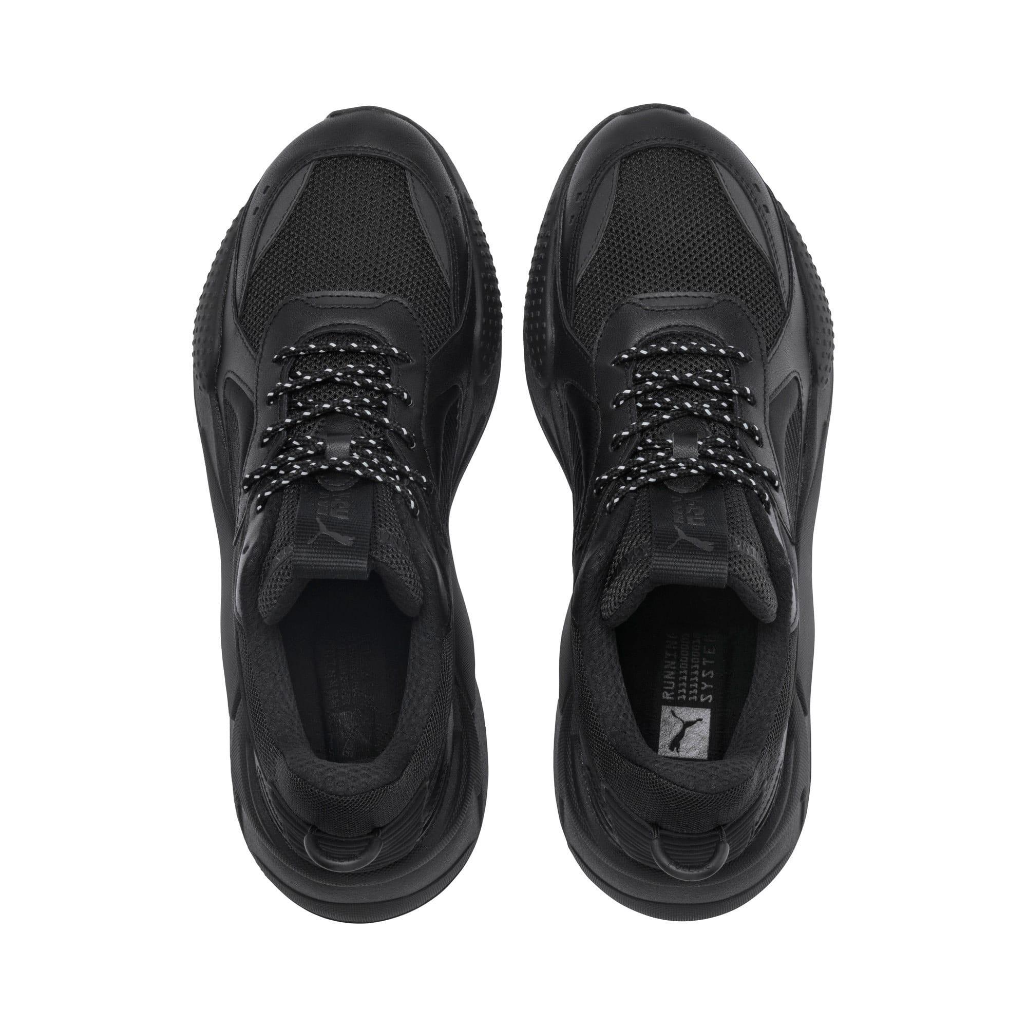 Thumbnail 6 of RS-X Sneaker, Puma Black-Puma Black, medium