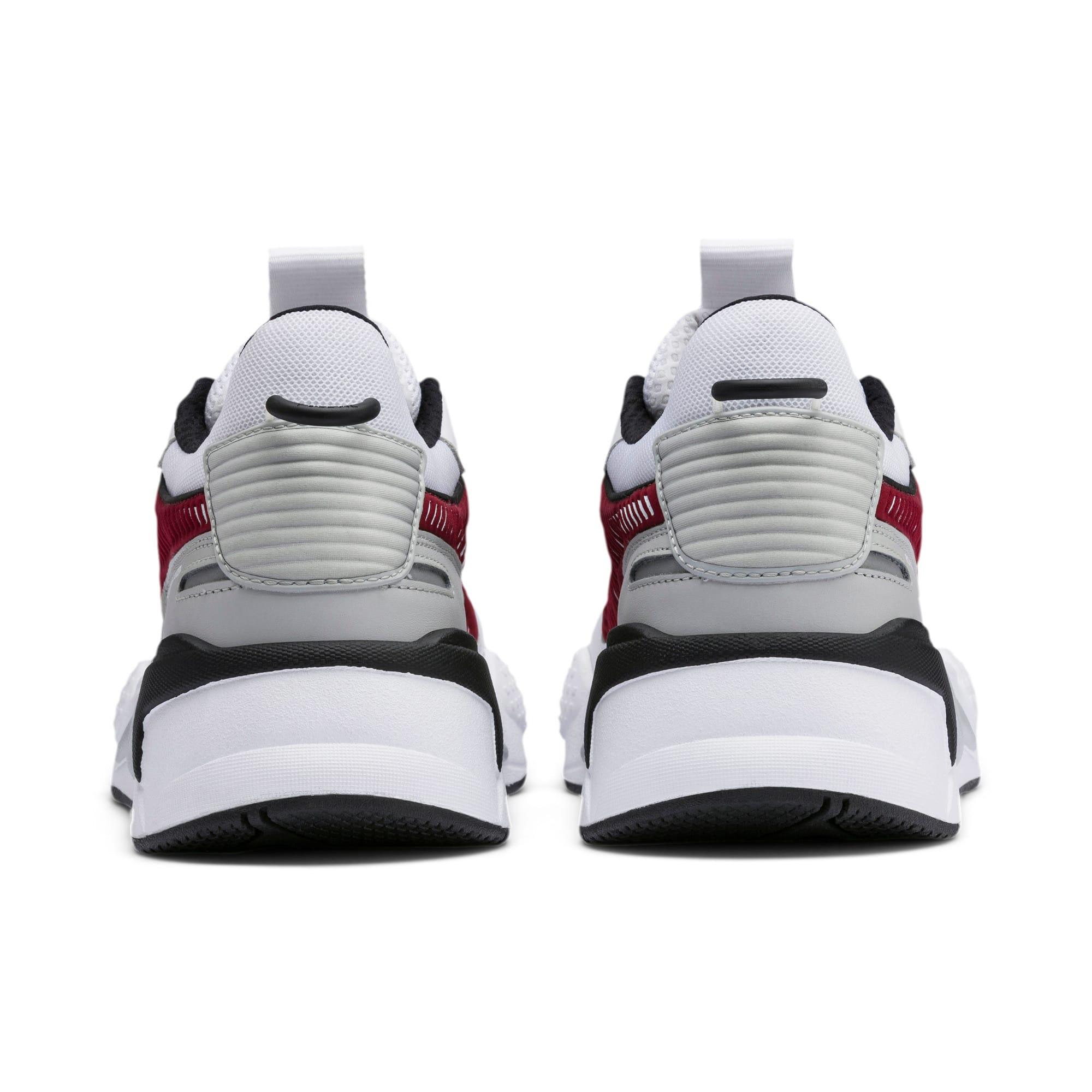 Thumbnail 4 of RS-X Trainers, Puma White-Rhubarb, medium