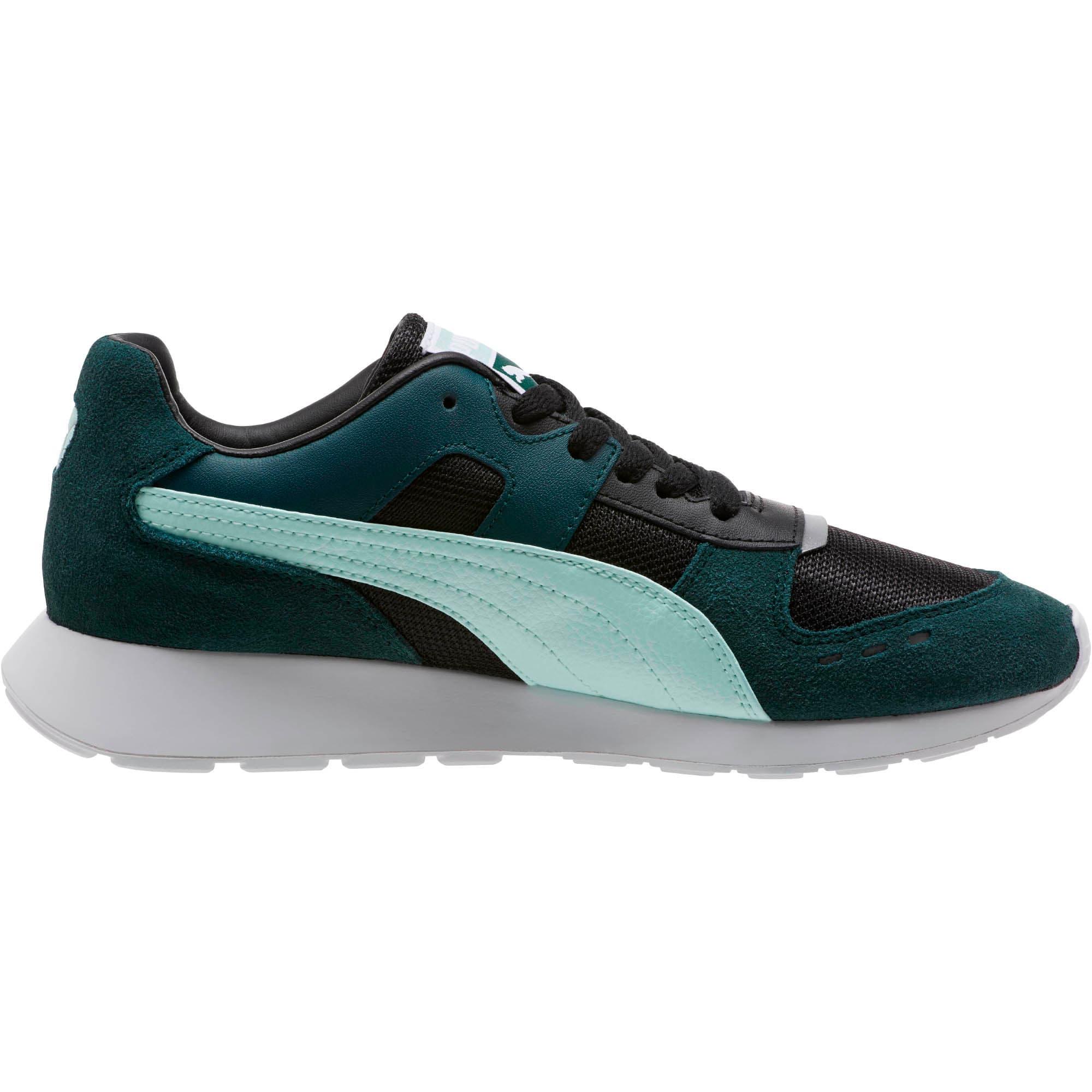 Thumbnail 3 of RS-150 Mesh Women's Sneakers, Ponderosa Pine-Fair Aqua, medium