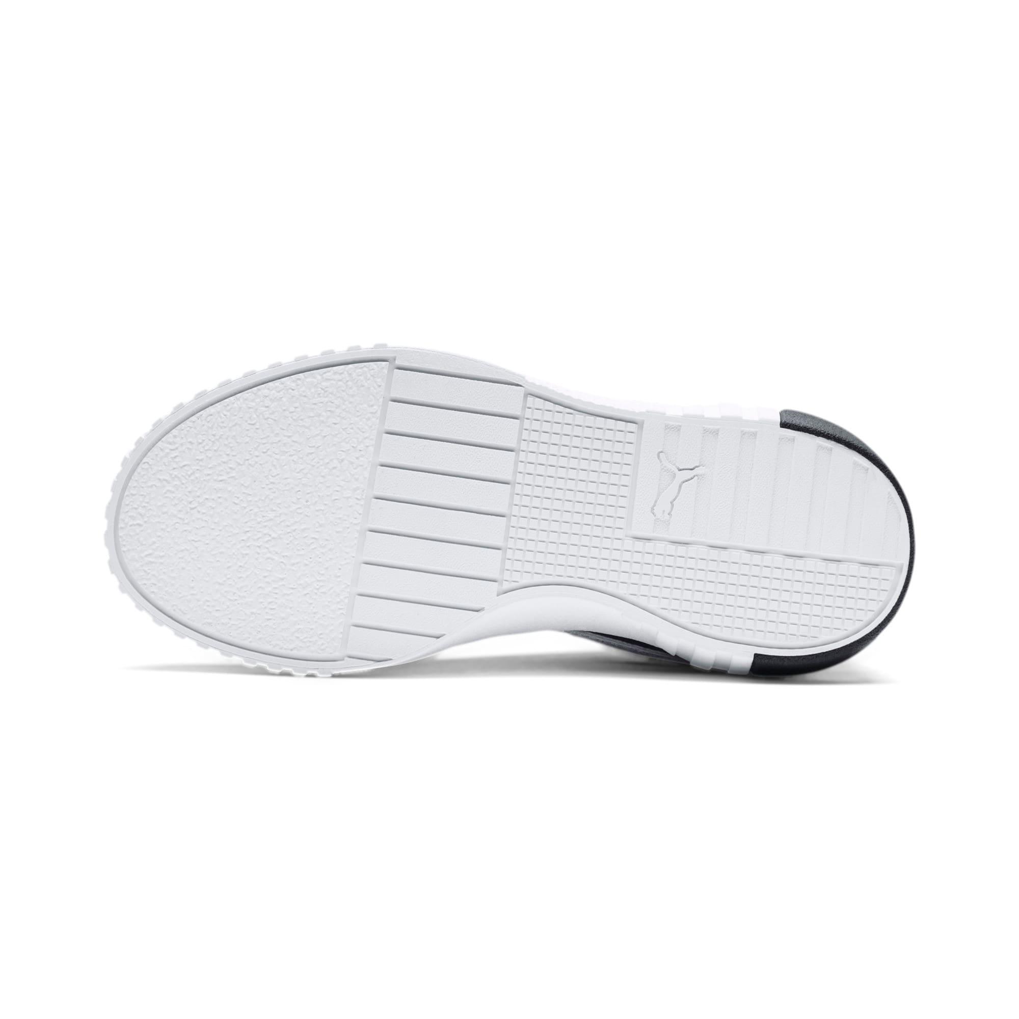 Imagen en miniatura 4 de Zapatillas Cali de niña, Puma Black-Puma Team Gold, mediana