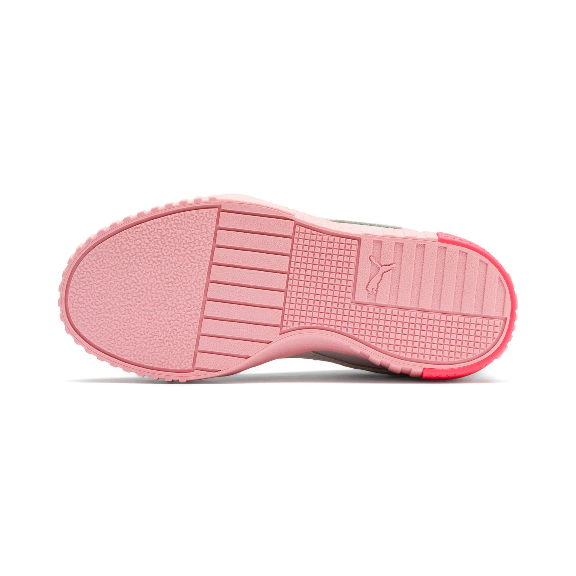 Thumbnail 4 of Cali Kids' Mädchen Sneaker, Gray Violet-Calypso Coral, medium