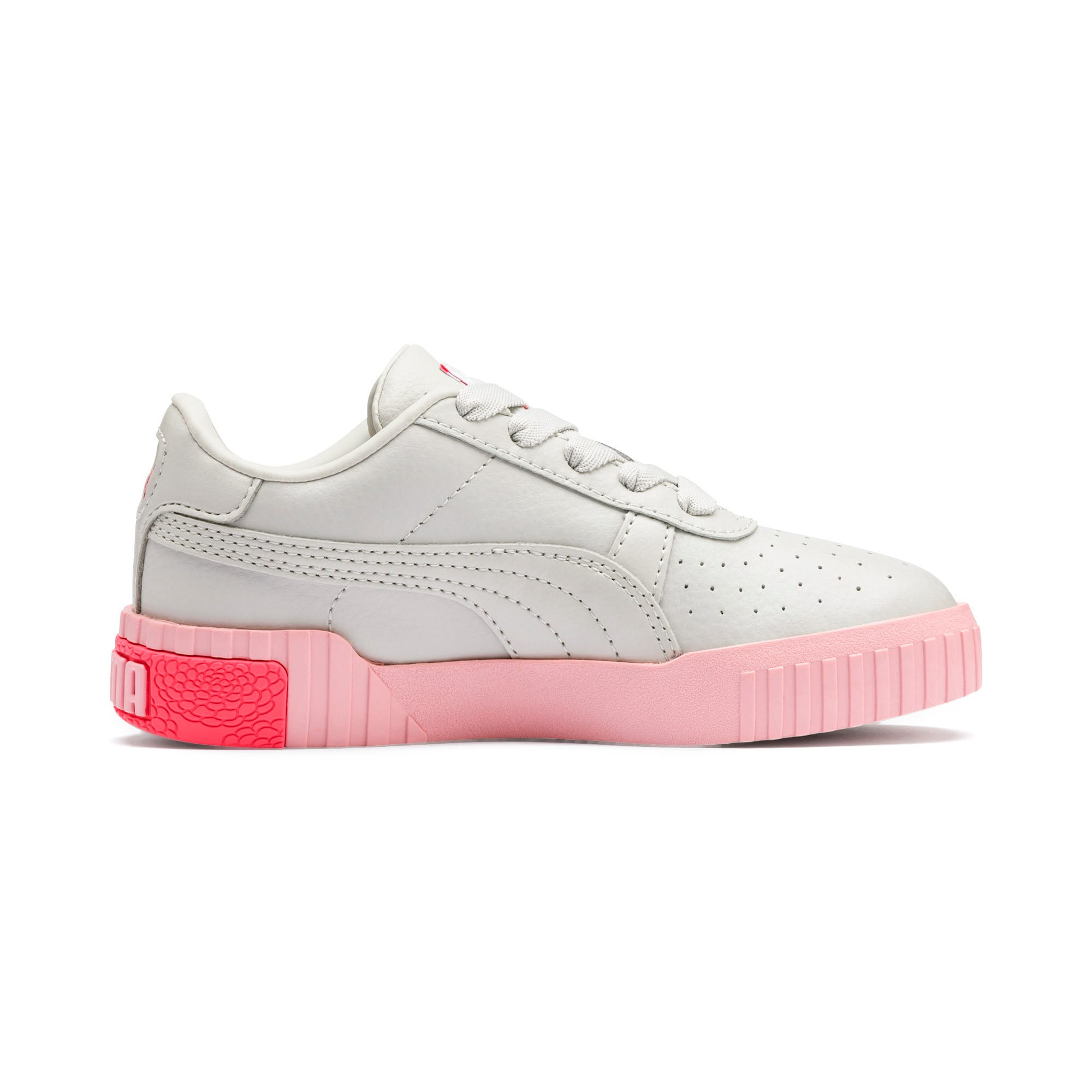 Thumbnail 5 of Cali Kids' Mädchen Sneaker, Gray Violet-Calypso Coral, medium