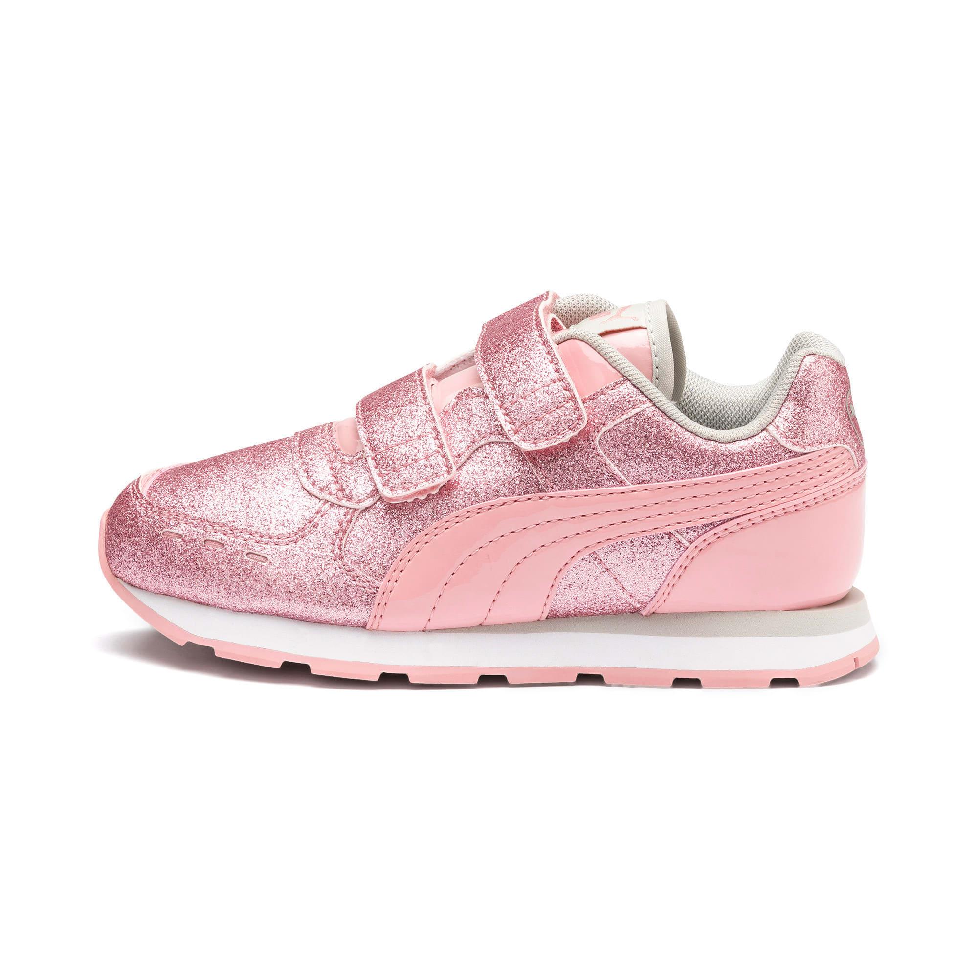 Miniatura 1 de Zapatos Vista Glitz para niña pequeña, Bridal Rose-Gray Violet, mediano