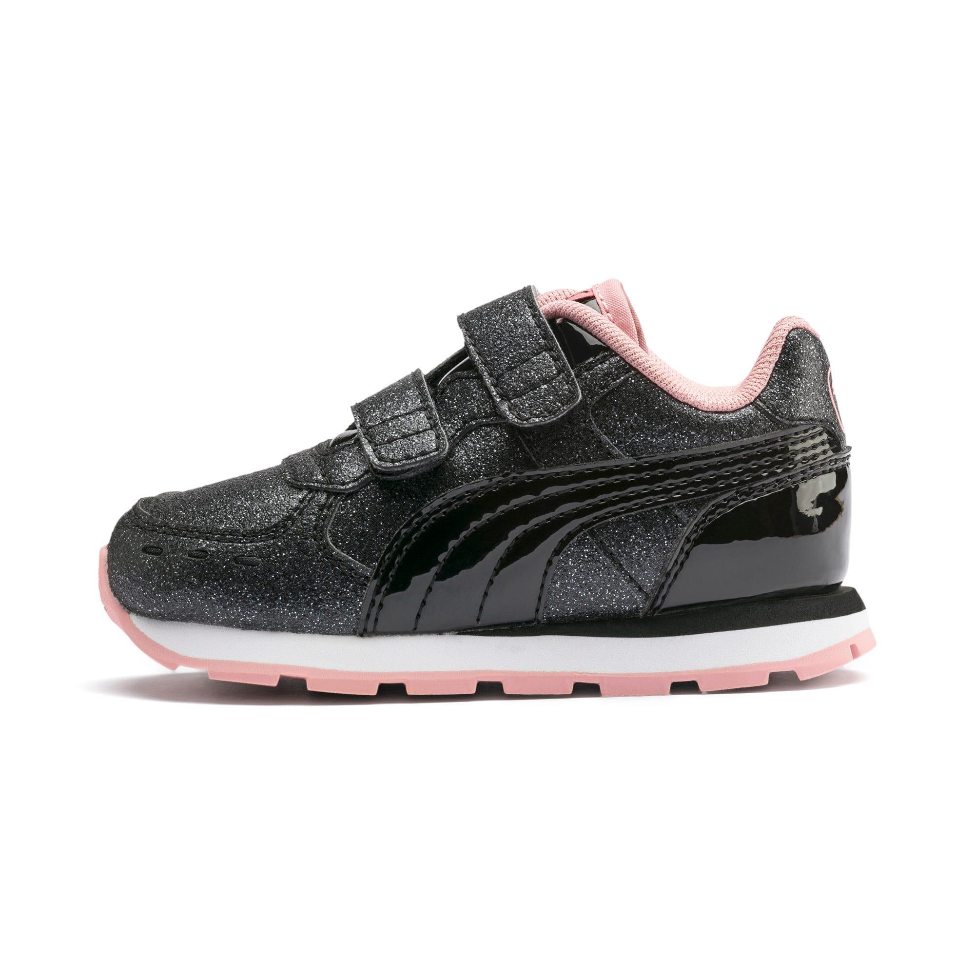 Miniatura 1 de Zapatos Vista Glitz para bebés, Puma Black-Bridal Rose, mediano