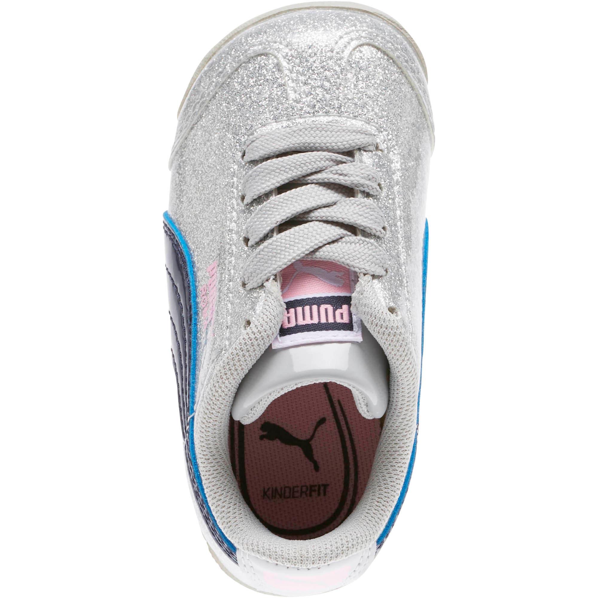 Thumbnail 5 of Roma Glam INF Shoes, Gray Violet-Peacoat, medium