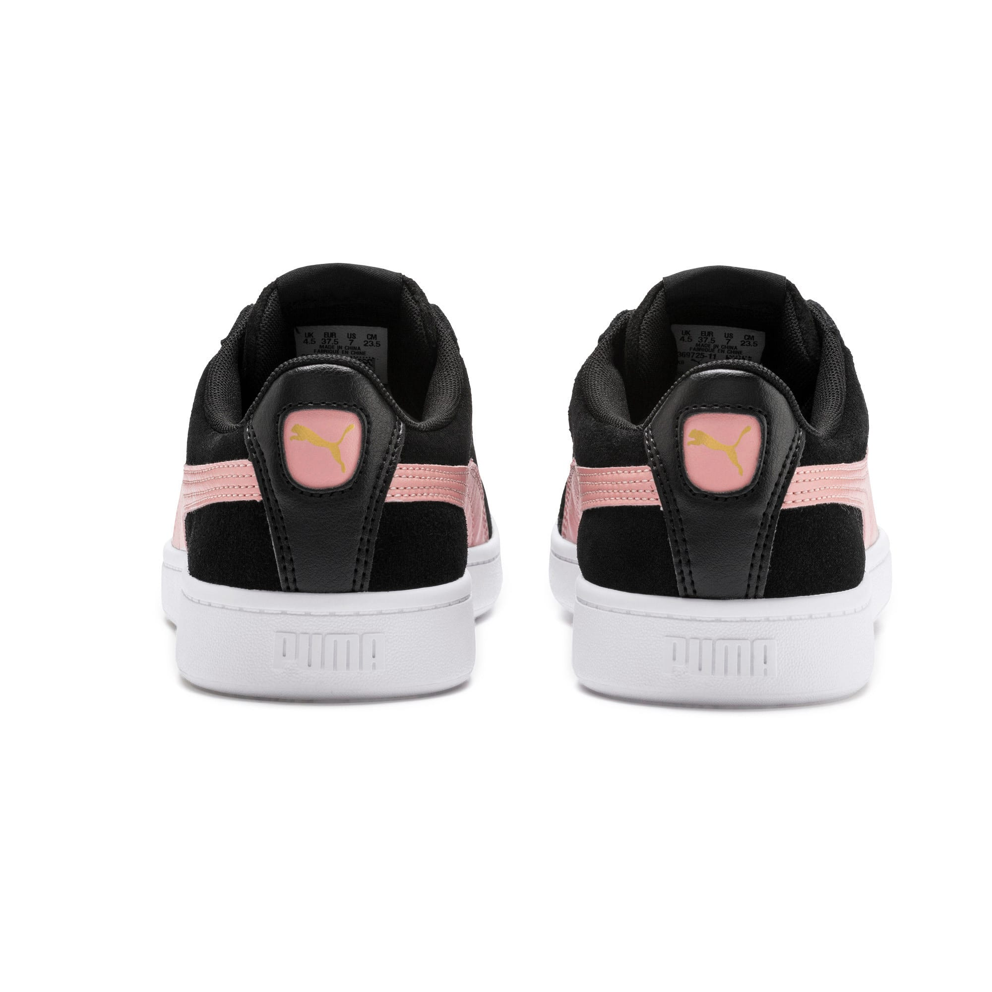 Thumbnail 4 of PUMA Vikky v2 Women's Sneakers, Puma Black-B Rose-Gold-White, medium