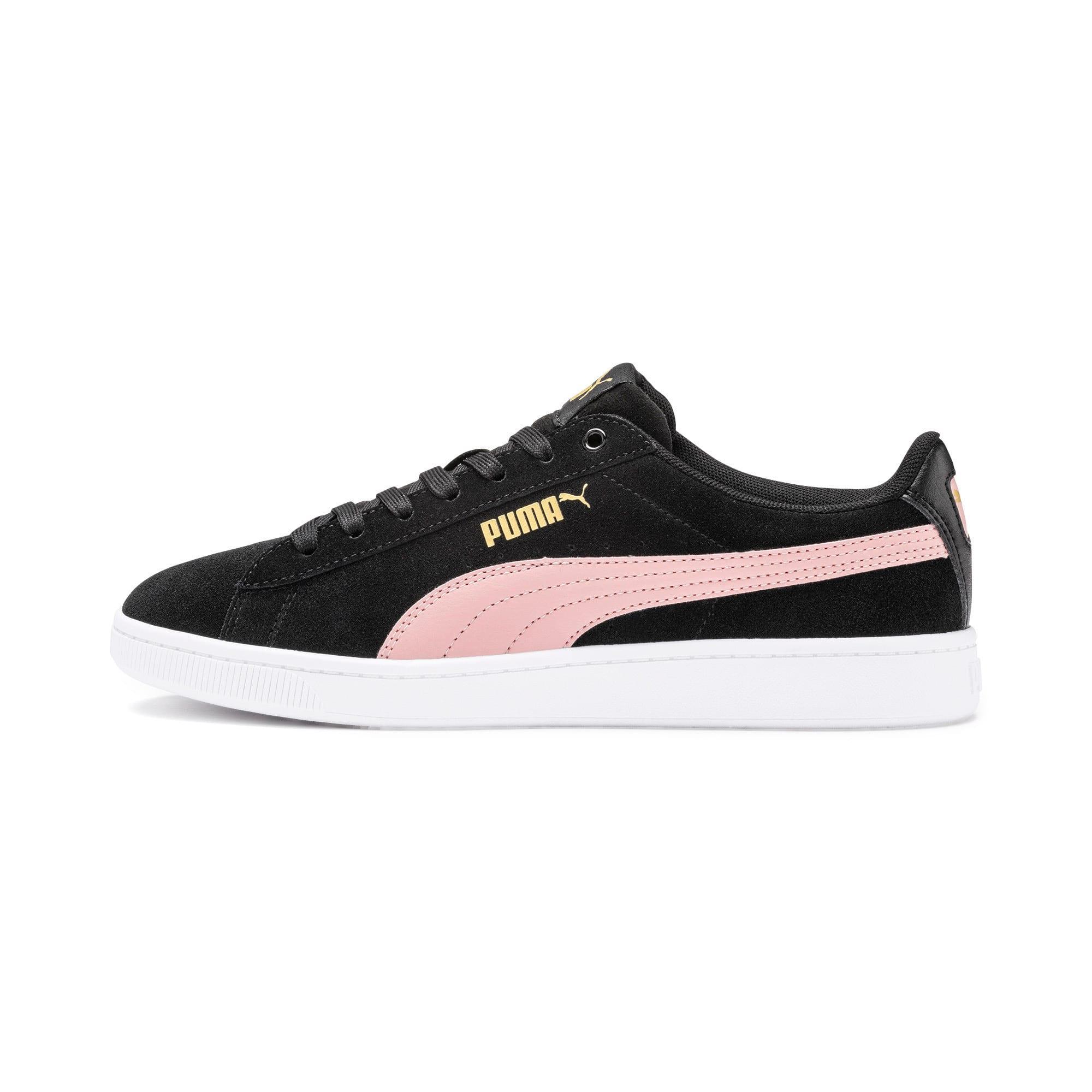 Thumbnail 1 of PUMA Vikky v2 Women's Sneakers, Puma Black-B Rose-Gold-White, medium