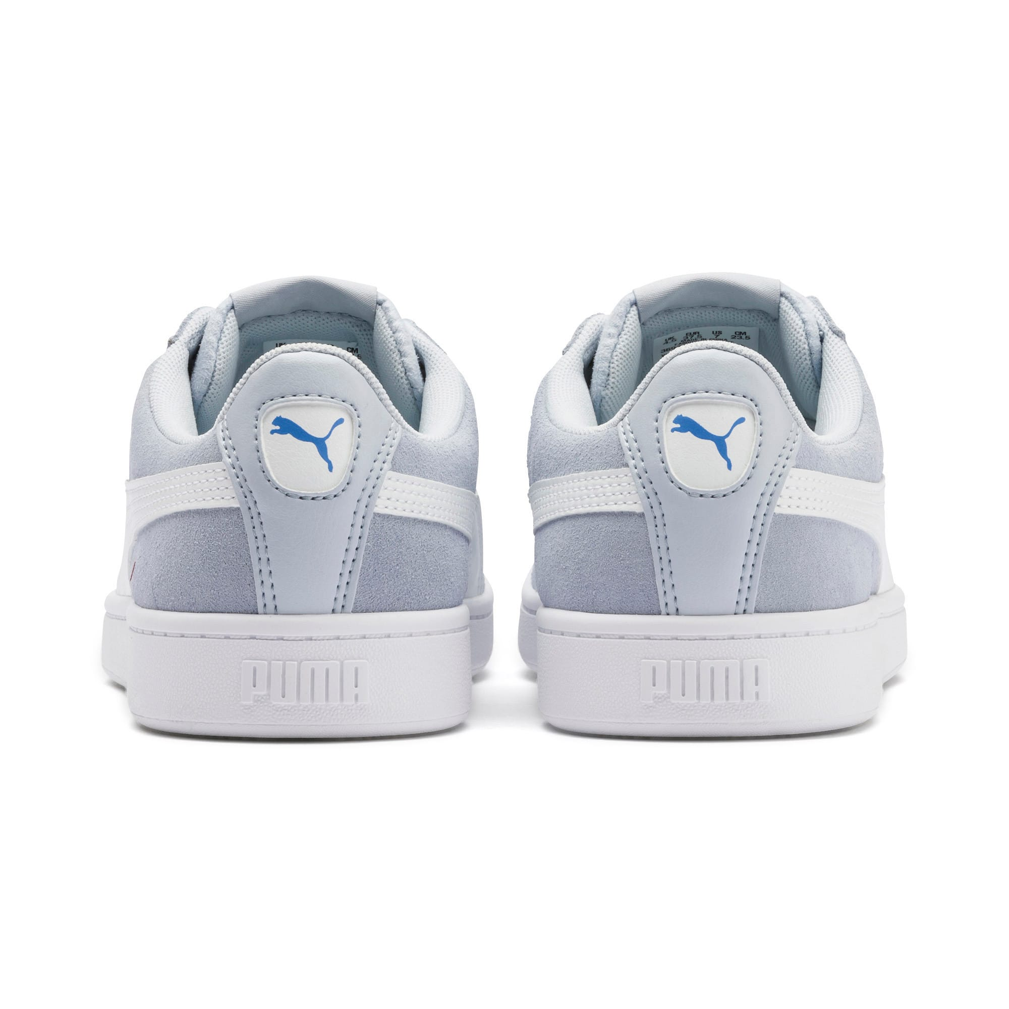 Thumbnail 4 of PUMA Vikky v2 Women's Sneakers, Heather-Ultramarine-White, medium