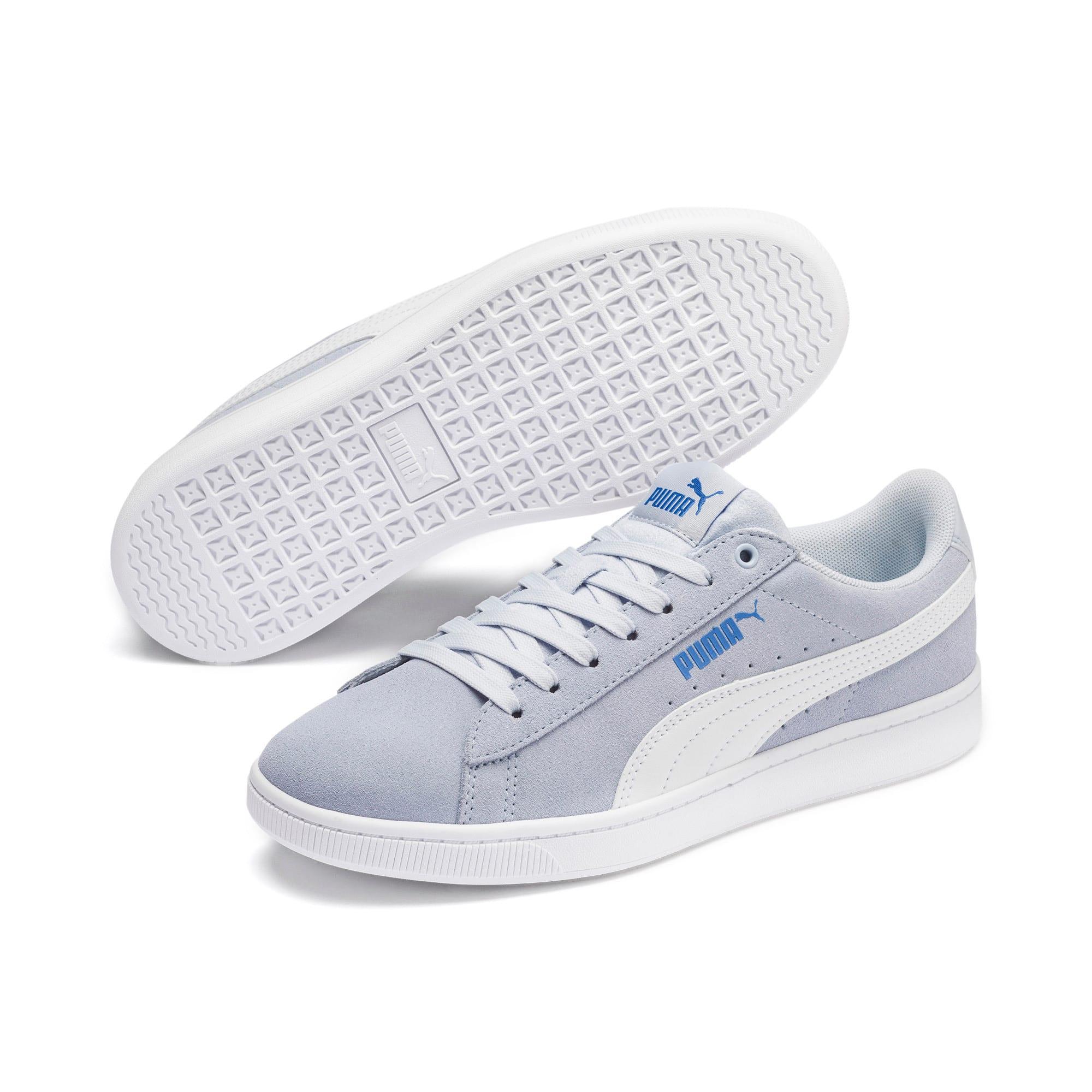 Thumbnail 2 of PUMA Vikky v2 Women's Sneakers, Heather-Ultramarine-White, medium