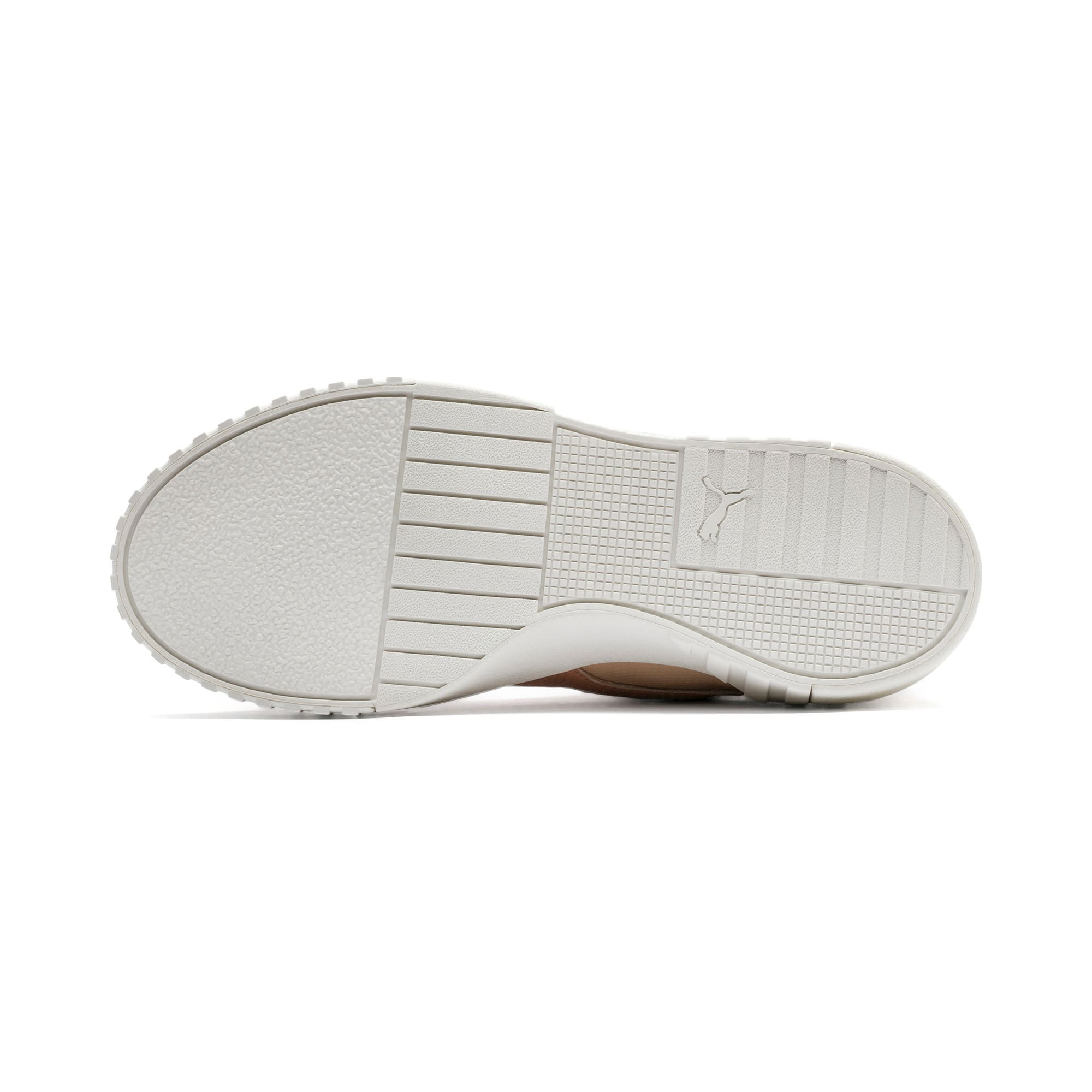 Thumbnail 5 of Cali Emboss Women's Trainers, Nougat, medium