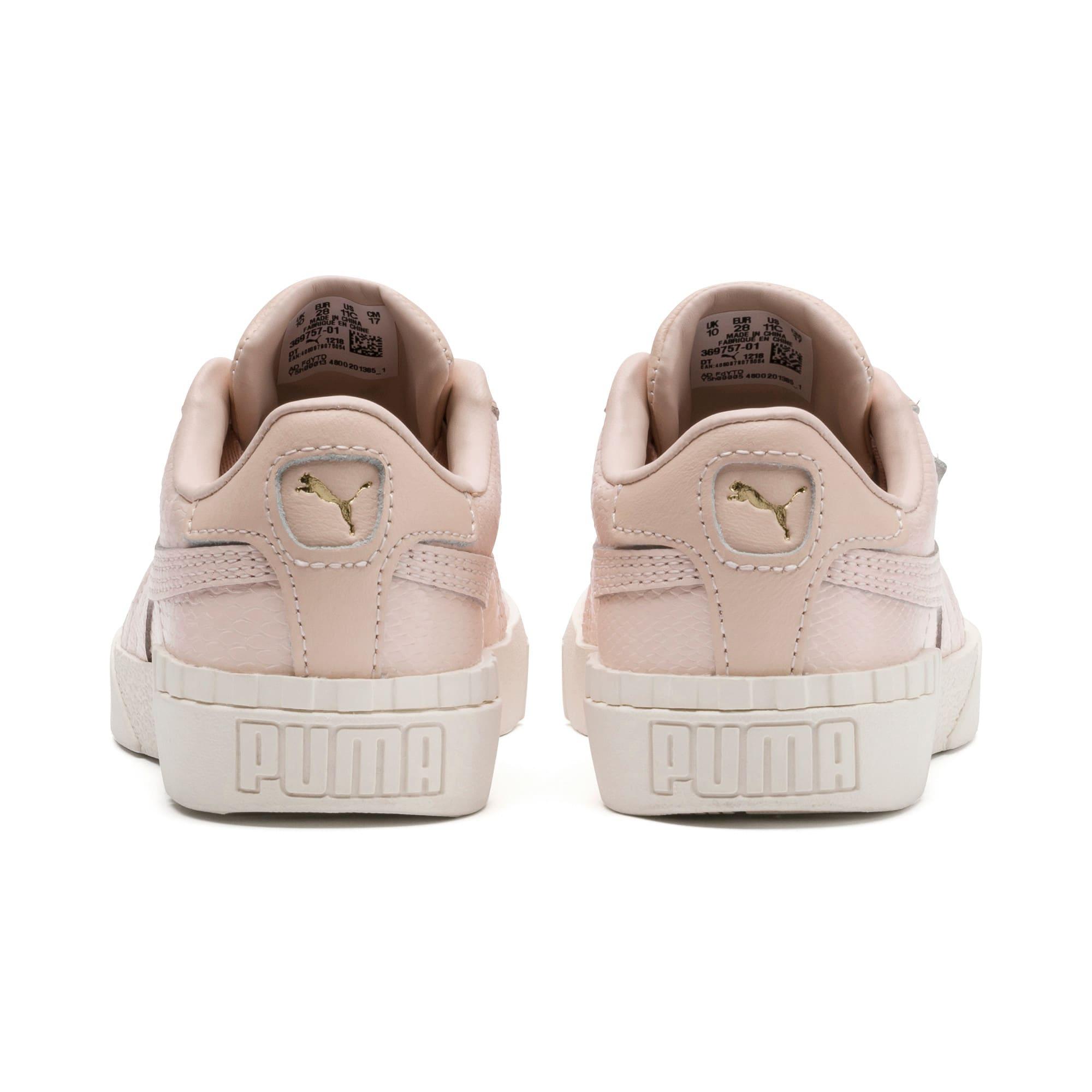 Imagen en miniatura 3 de Zapatillas de niña Cali Emboss Kid, Cream Tan-Cream Tan, mediana