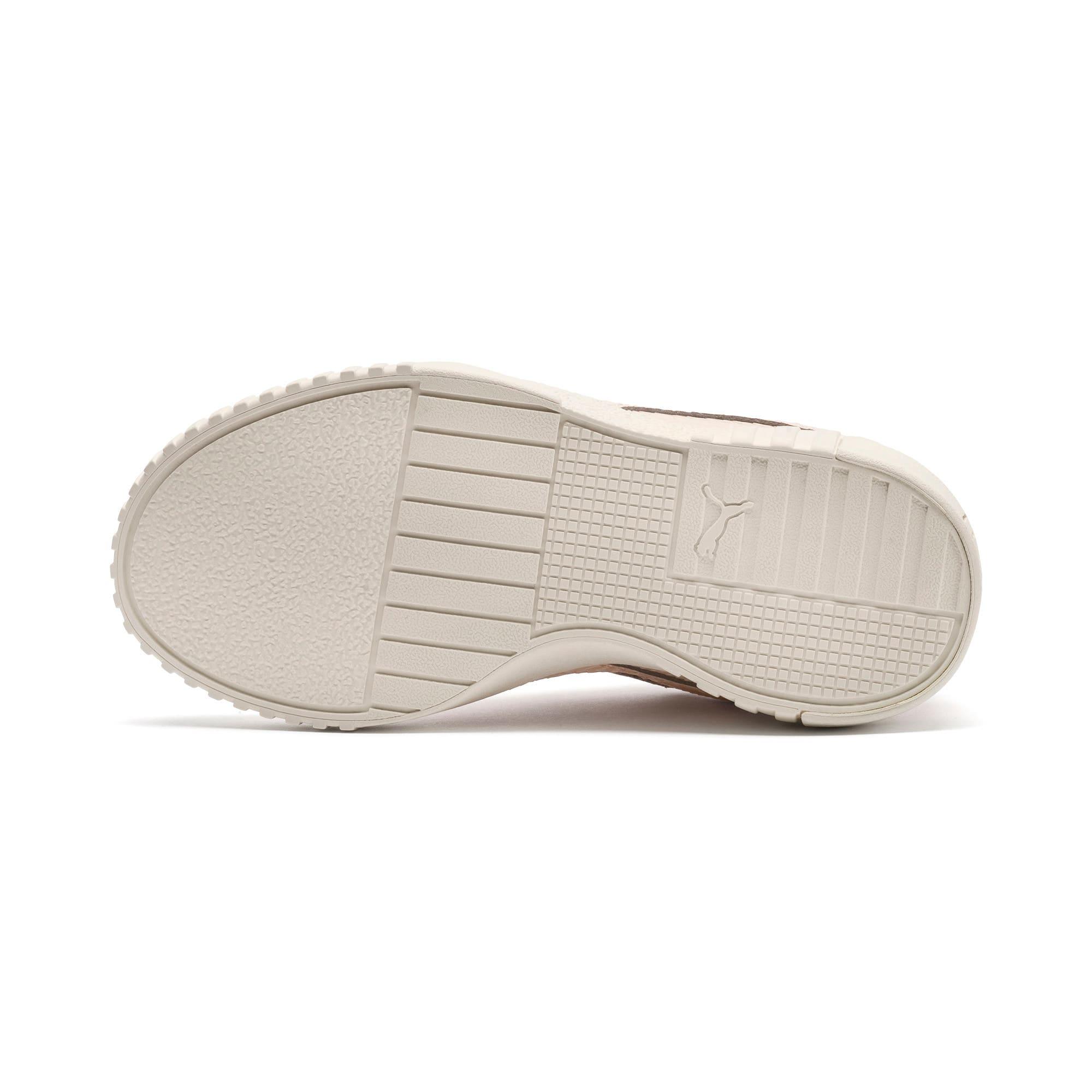 Imagen en miniatura 4 de Zapatillas de niña Cali Emboss Kid, Cream Tan-Cream Tan, mediana