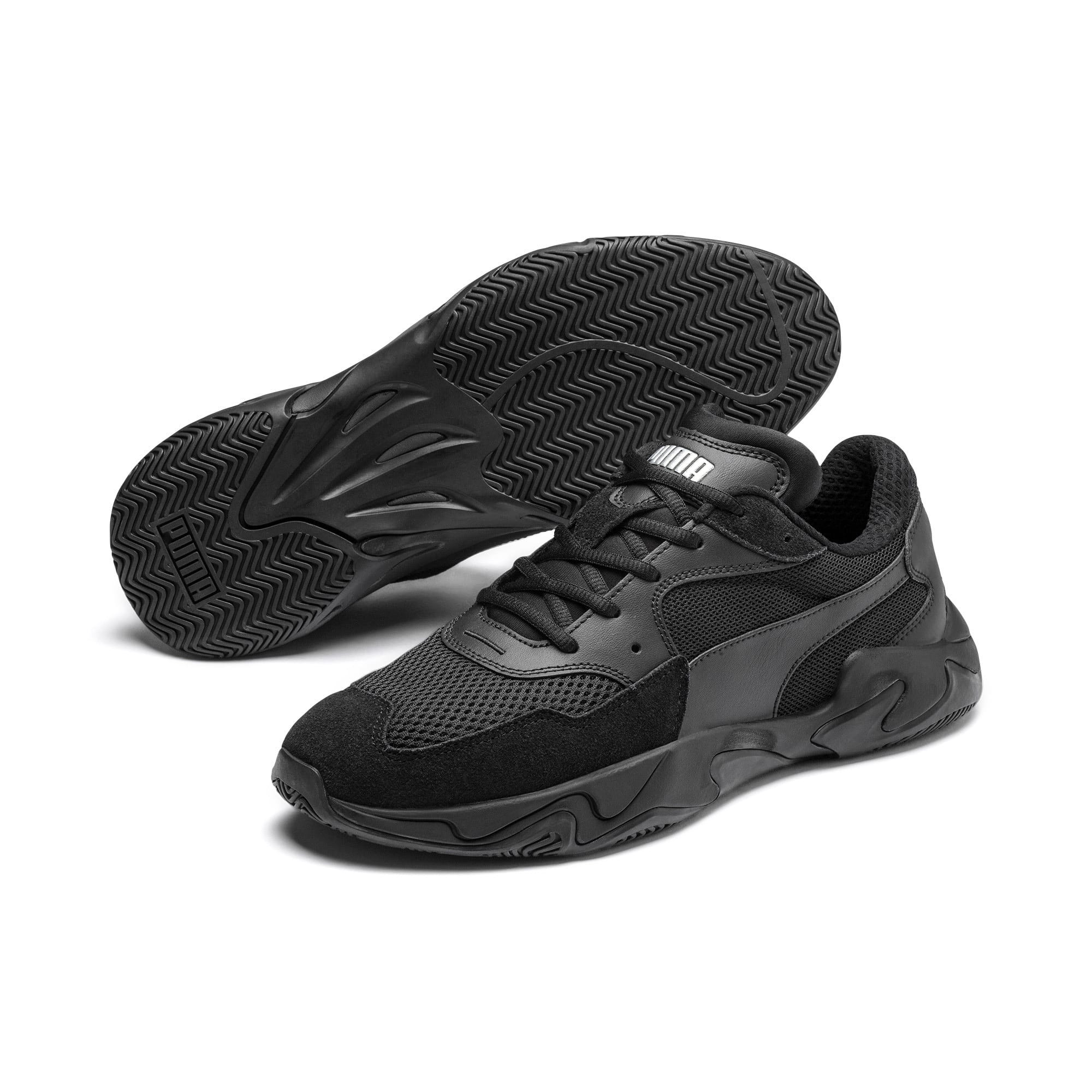 Thumbnail 3 of Storm Origin Sneakers, Puma Black, medium