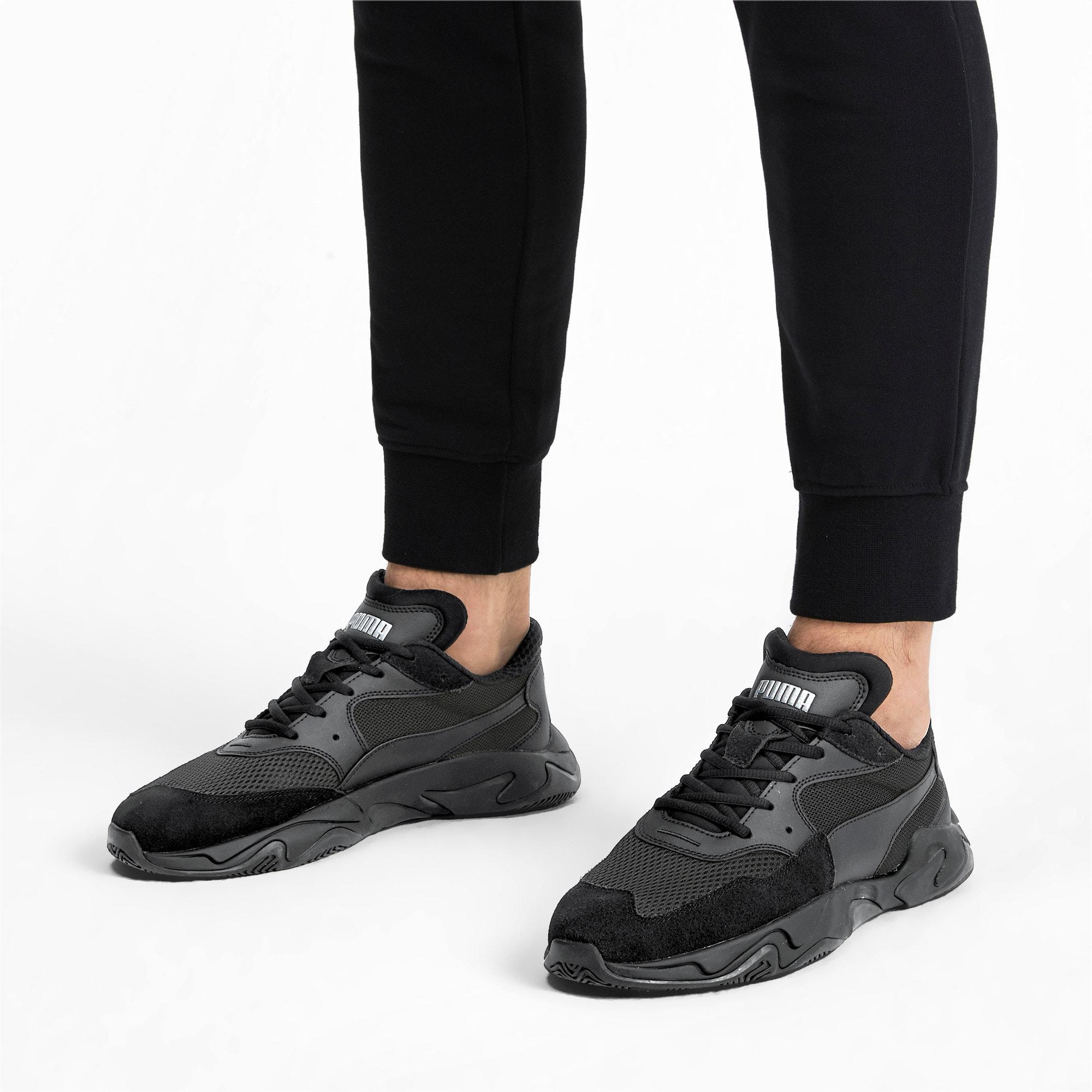 Thumbnail 2 of Storm Origin Sneakers, Puma Black, medium