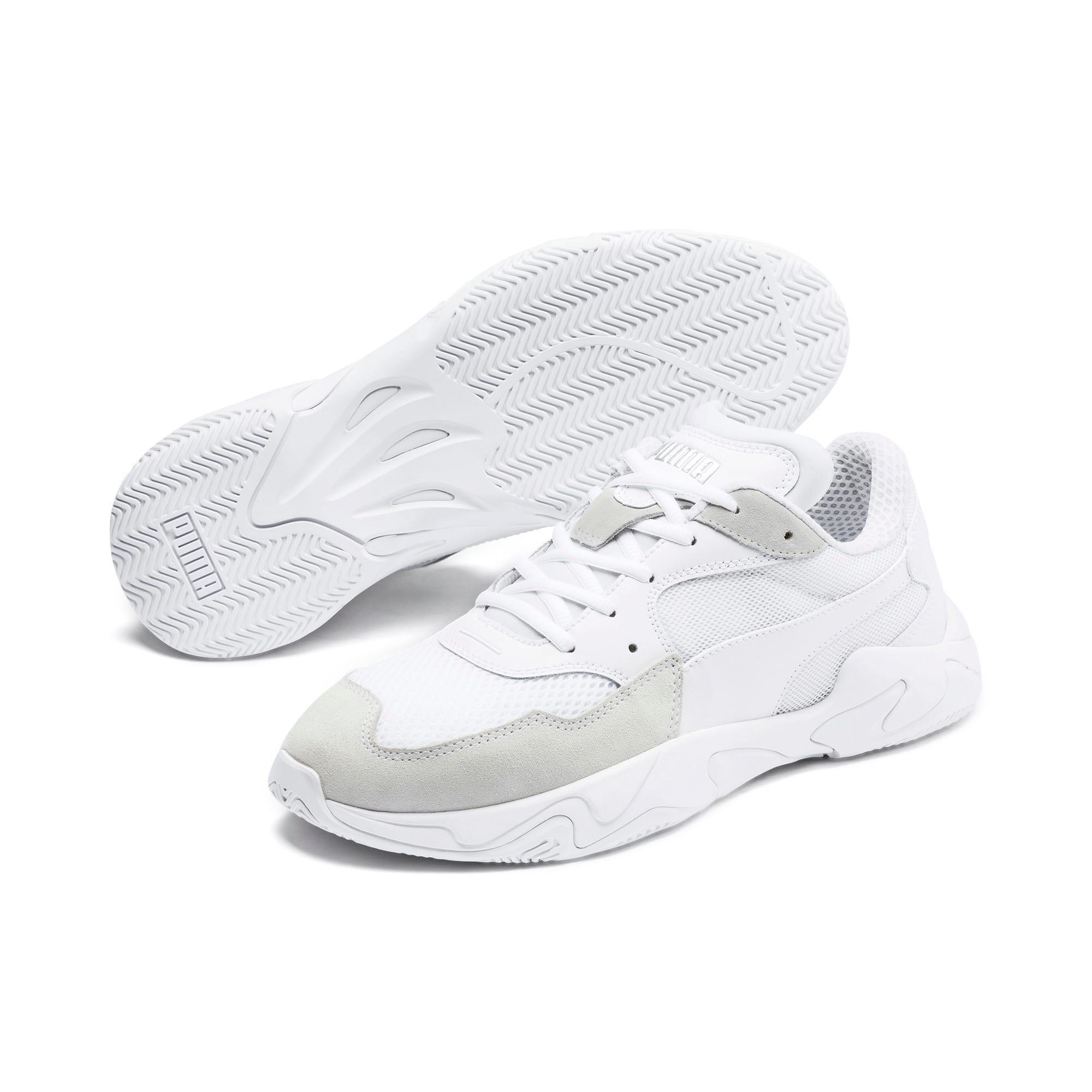 Thumbnail 3 of Storm Origin Sneaker, Puma White, medium