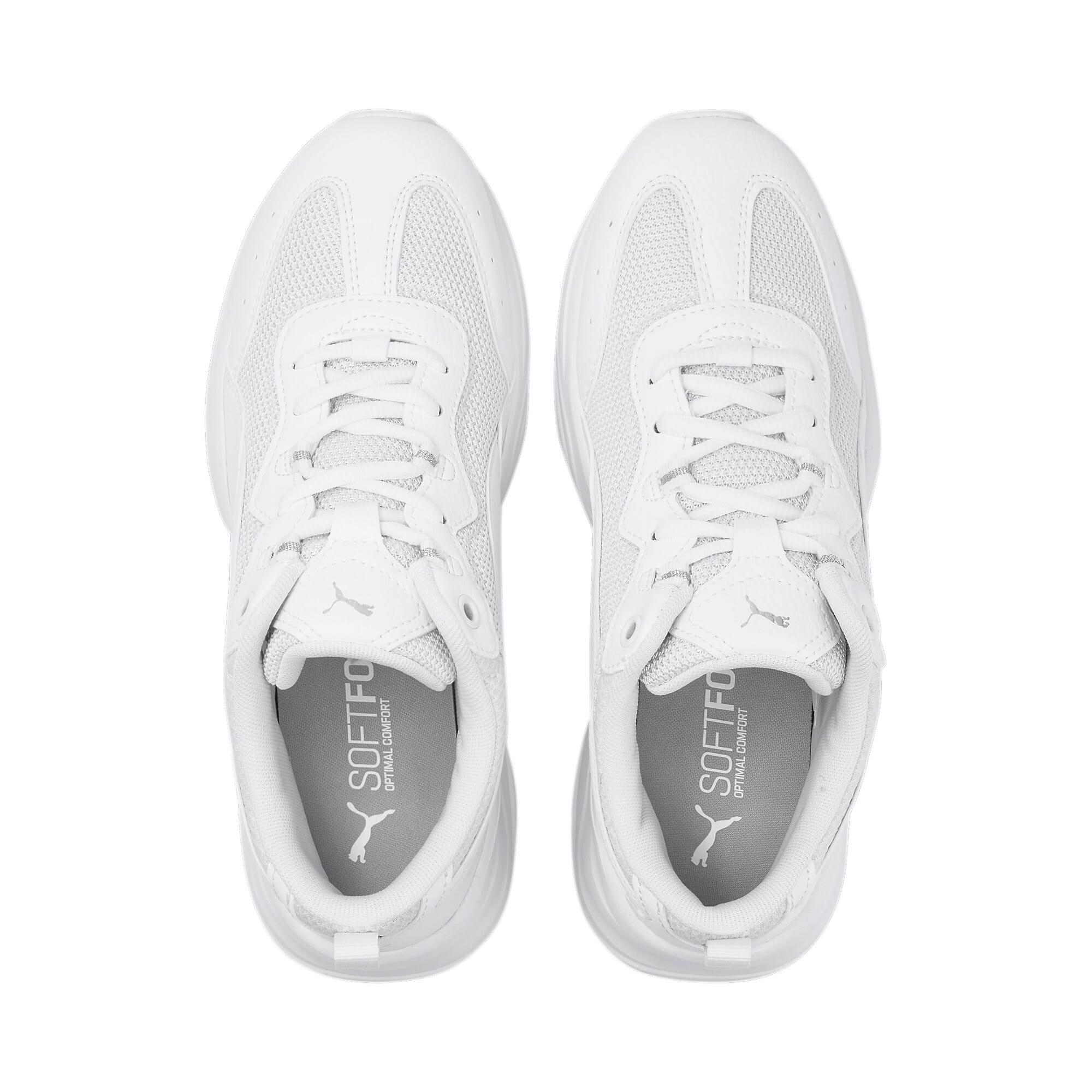 Thumbnail 6 of Cilia Women's Sneakers, White-Gray Violet-Silver, medium
