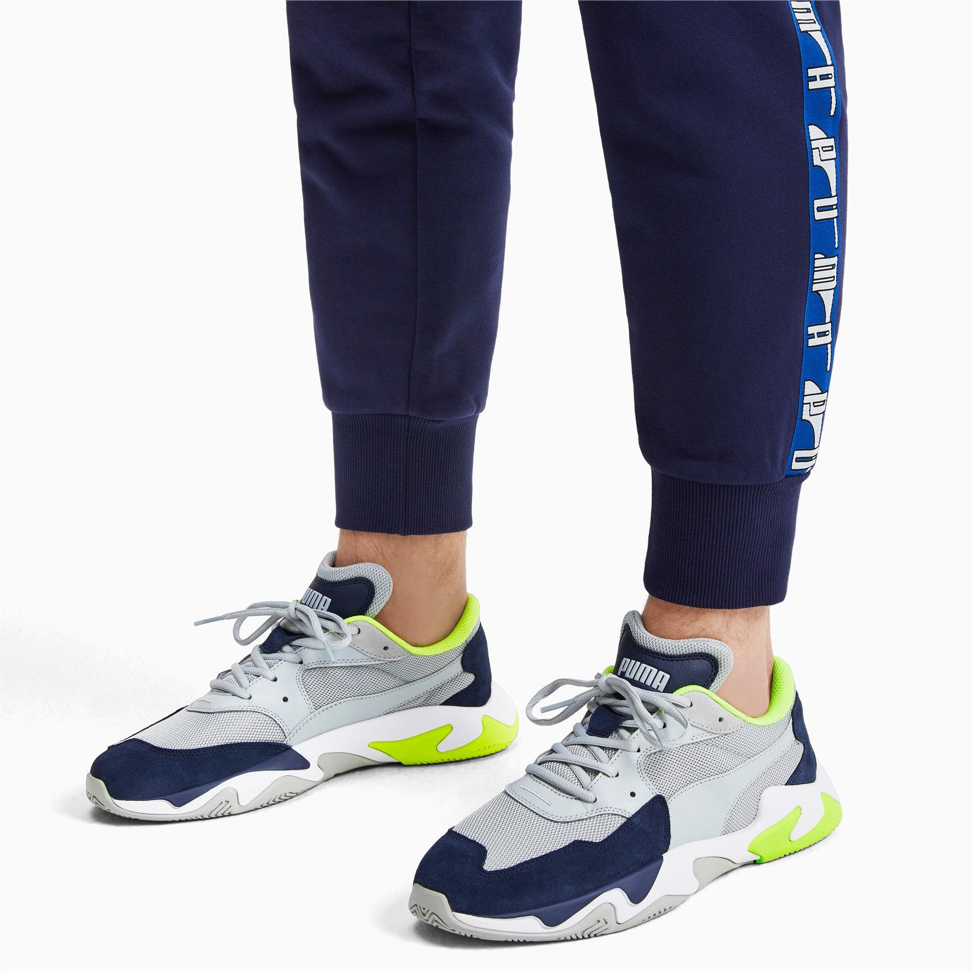 Thumbnail 3 of Storm Adrenaline Sneakers, Peacoat-High Rise, medium
