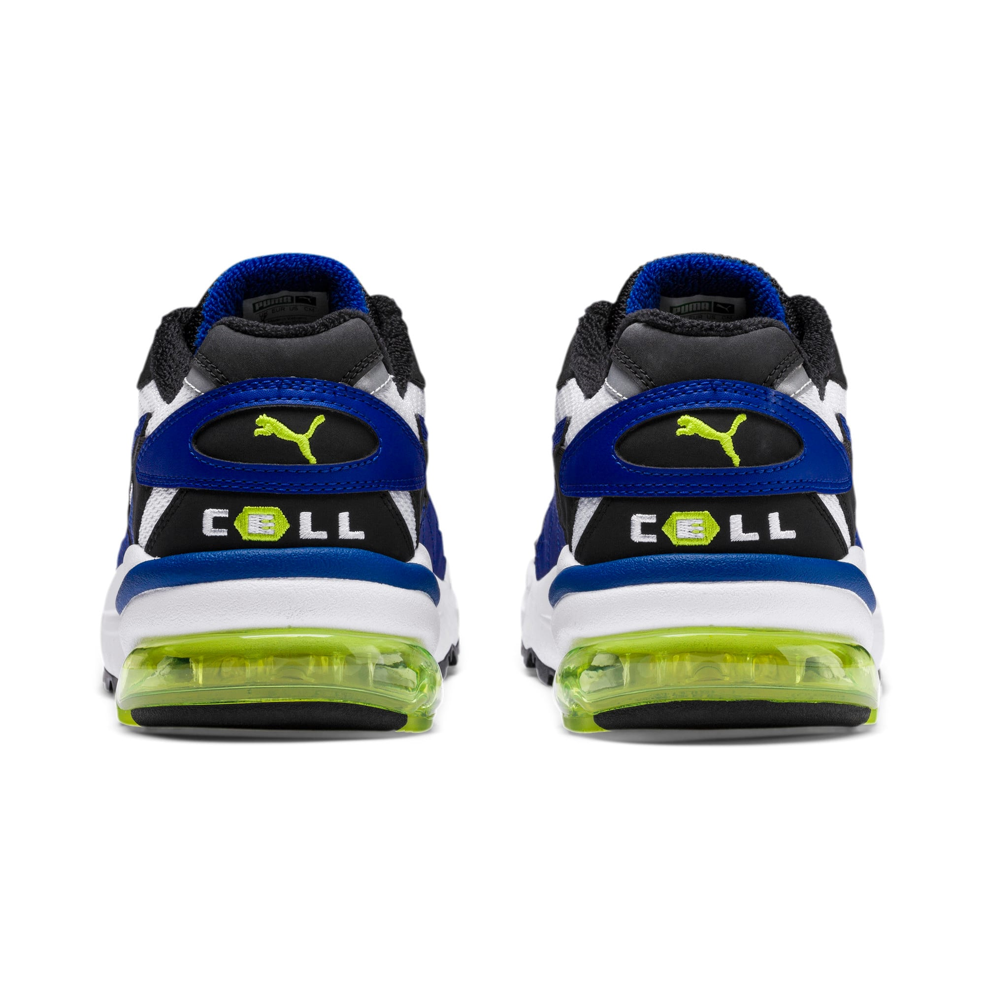 Thumbnail 4 of CELL Alien OG Sneakers, Puma Black-Surf The Web, medium