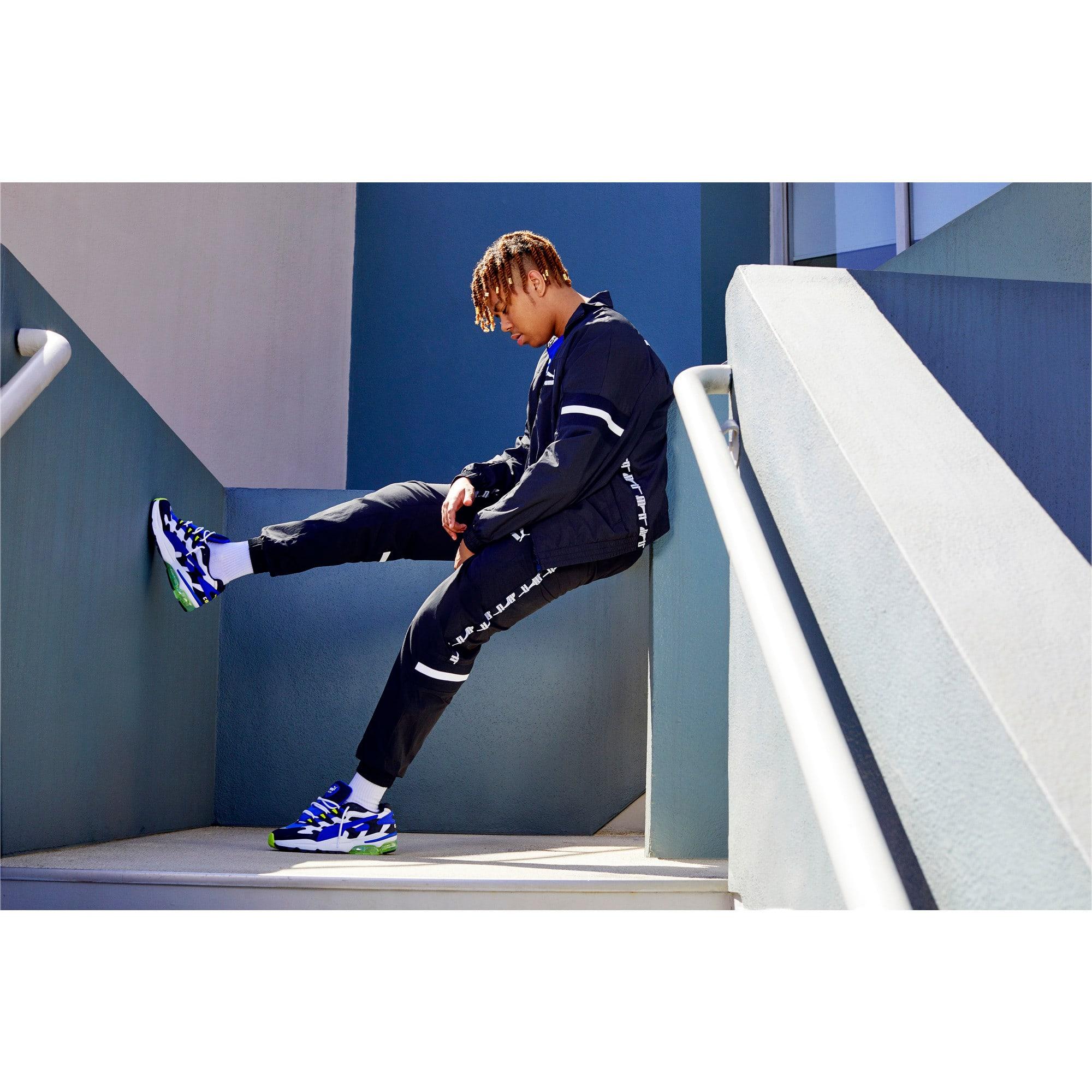 Miniatura 8 de Zapatos deportivos CELL Alien OG, Puma Black-Surf The Web, mediano