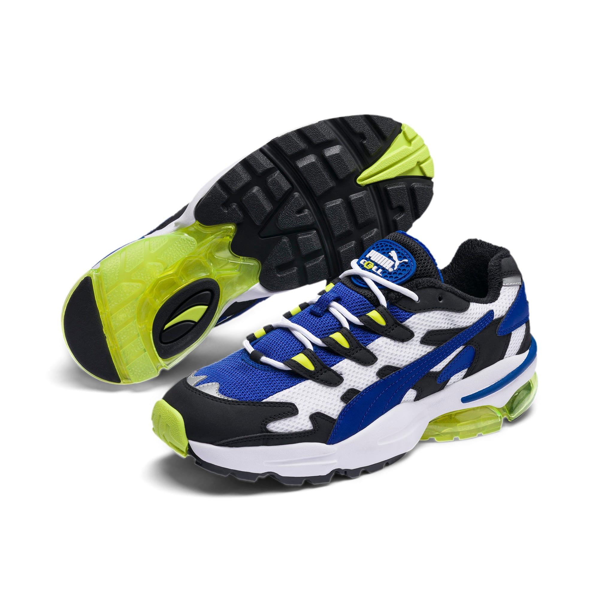 Thumbnail 3 of CELL Alien OG Sneakers, Puma Black-Surf The Web, medium