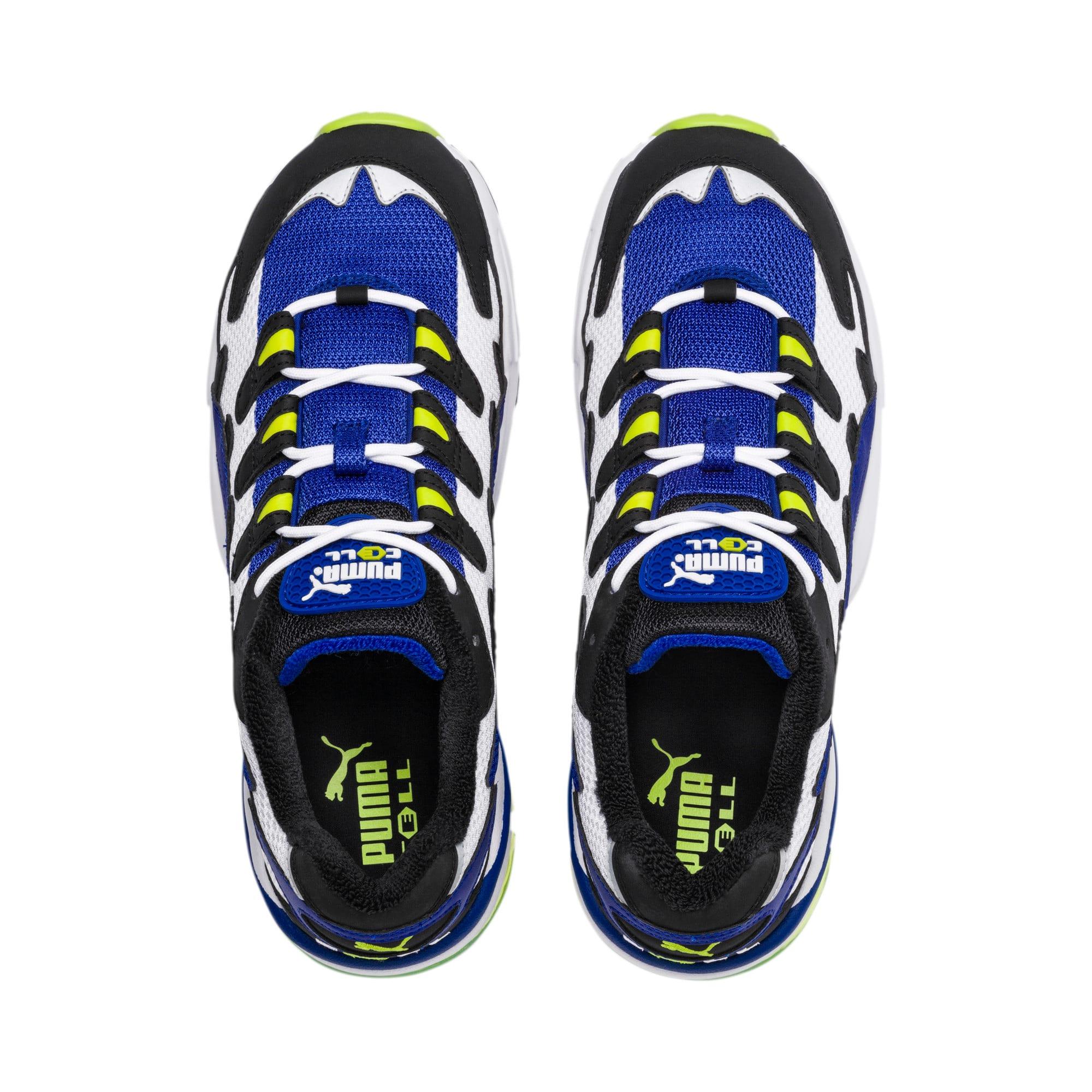 Thumbnail 7 of CELL Alien OG Sneakers, Puma Black-Surf The Web, medium