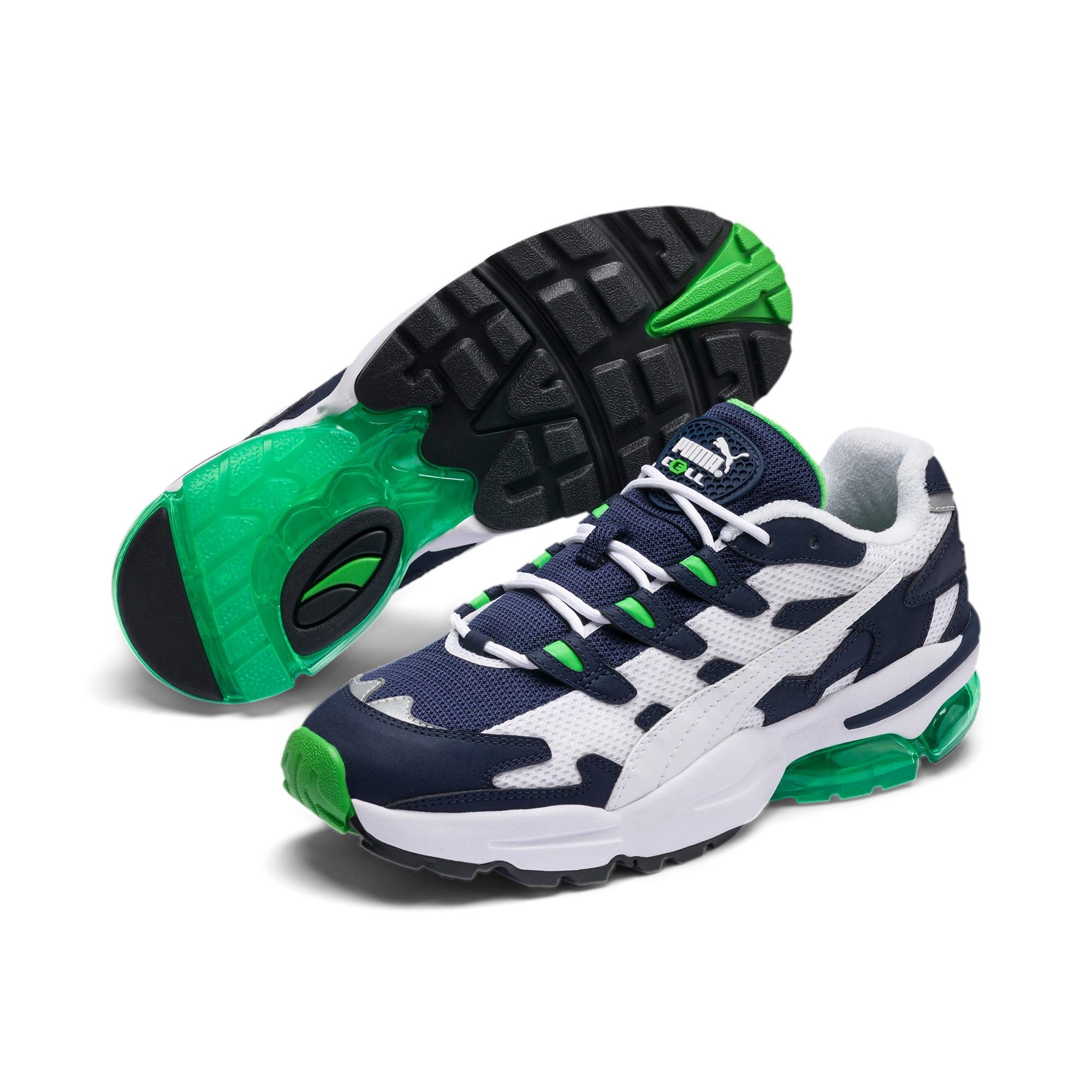 Thumbnail 3 of CELL Alien OG Sneakers, Peacoat-Classic Green, medium
